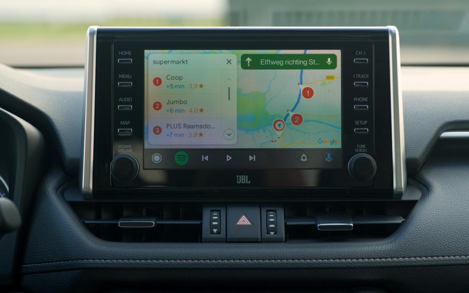 Android Auto en los Países Bajos: te explicamos el sistema operativo de Google