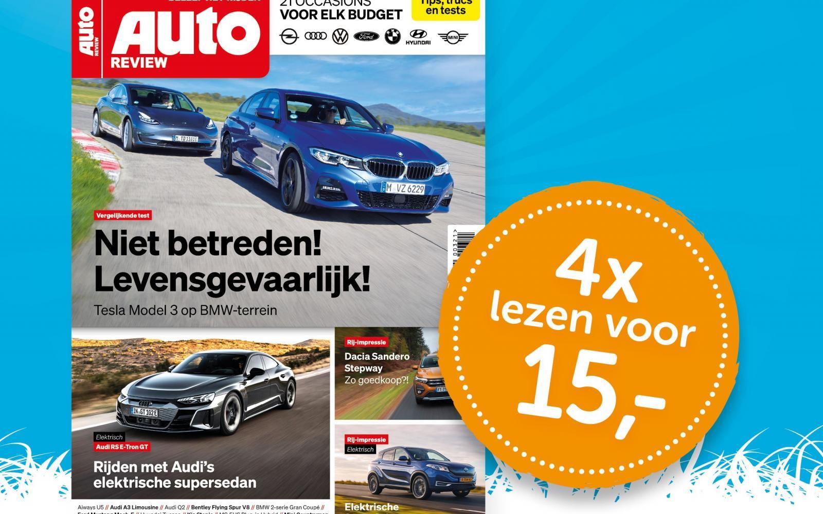 Deze auto's zijn in Nederland tot wel 100.000 duurder dan in België