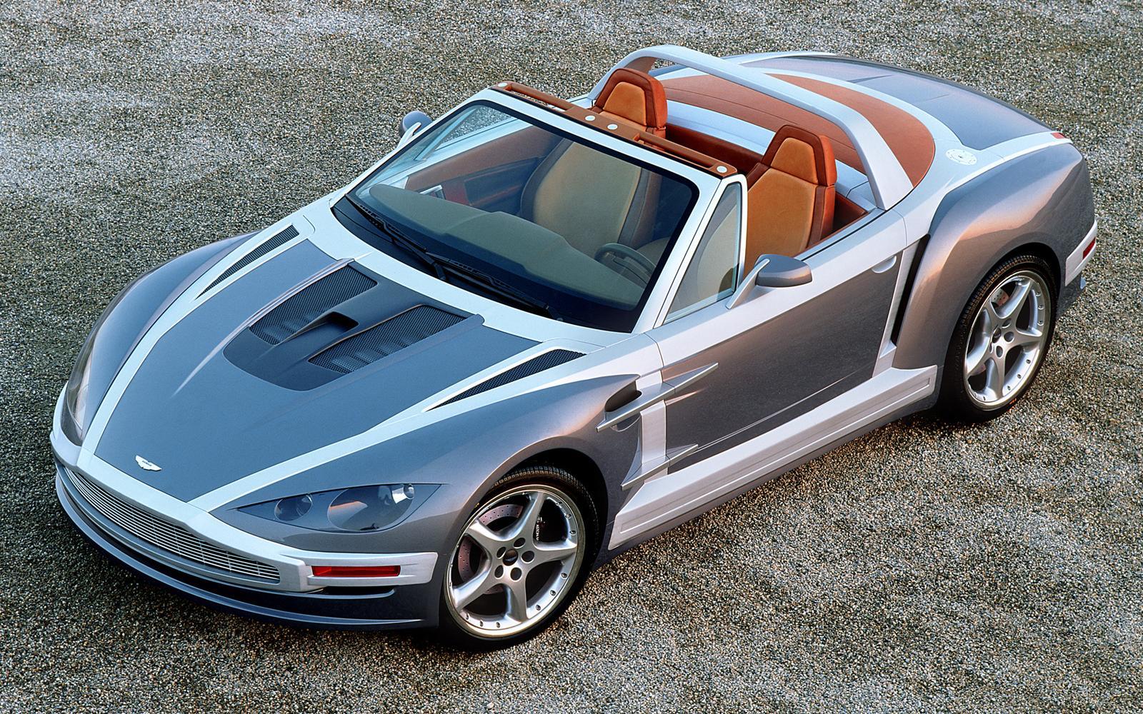 Dit had de Aston Martin voor 2020 moeten worden