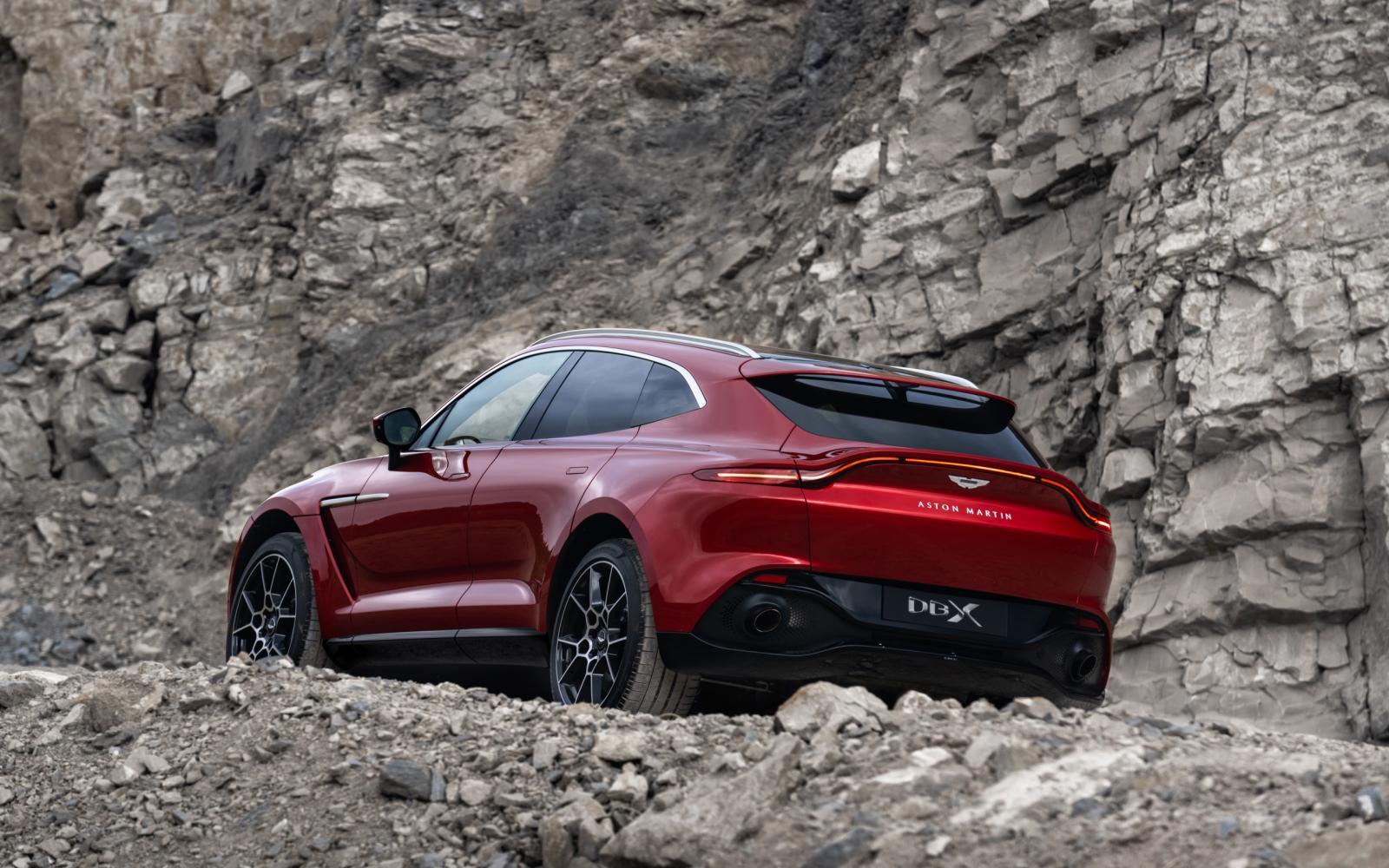 Dit is waarom de Aston Martin DBX zo belangrijk is