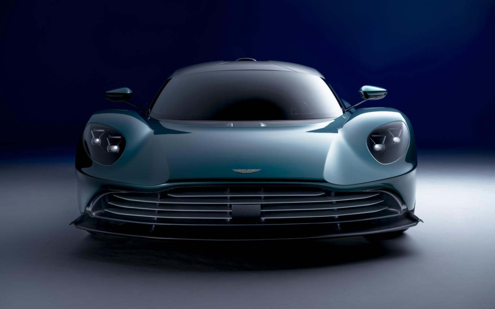 Aston Martin Valhalla (2021): in de zevende hemel