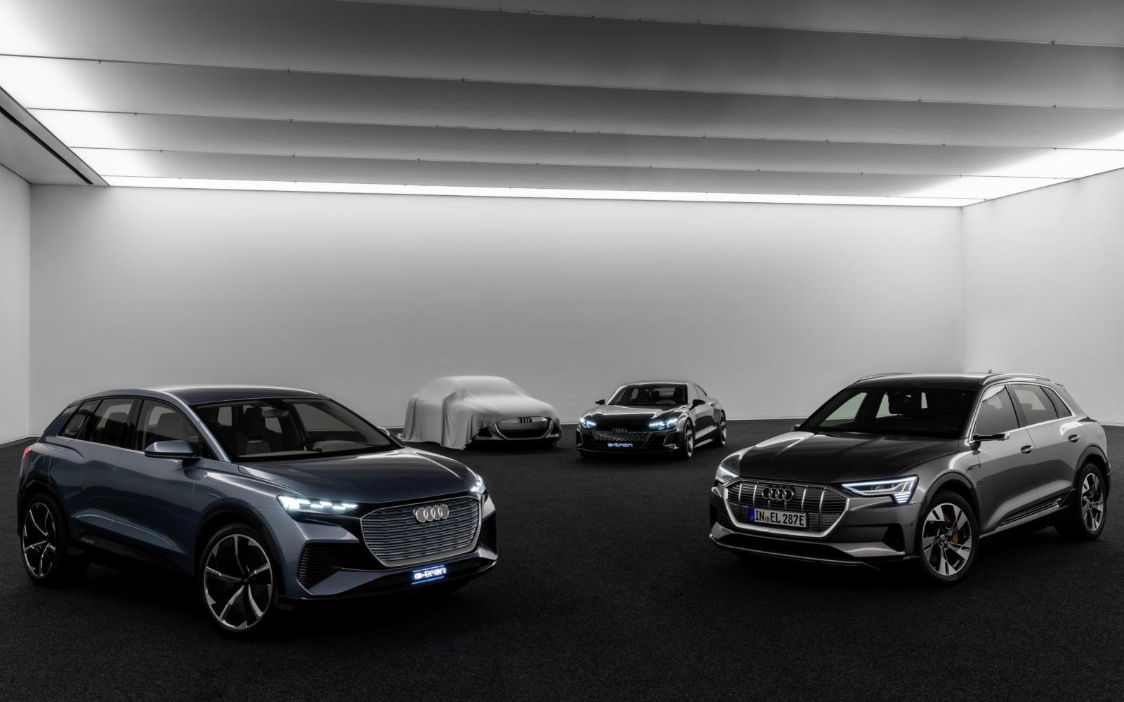 Audi schrapt 9500 banen om elektro-offensief te kunnen bekostigen