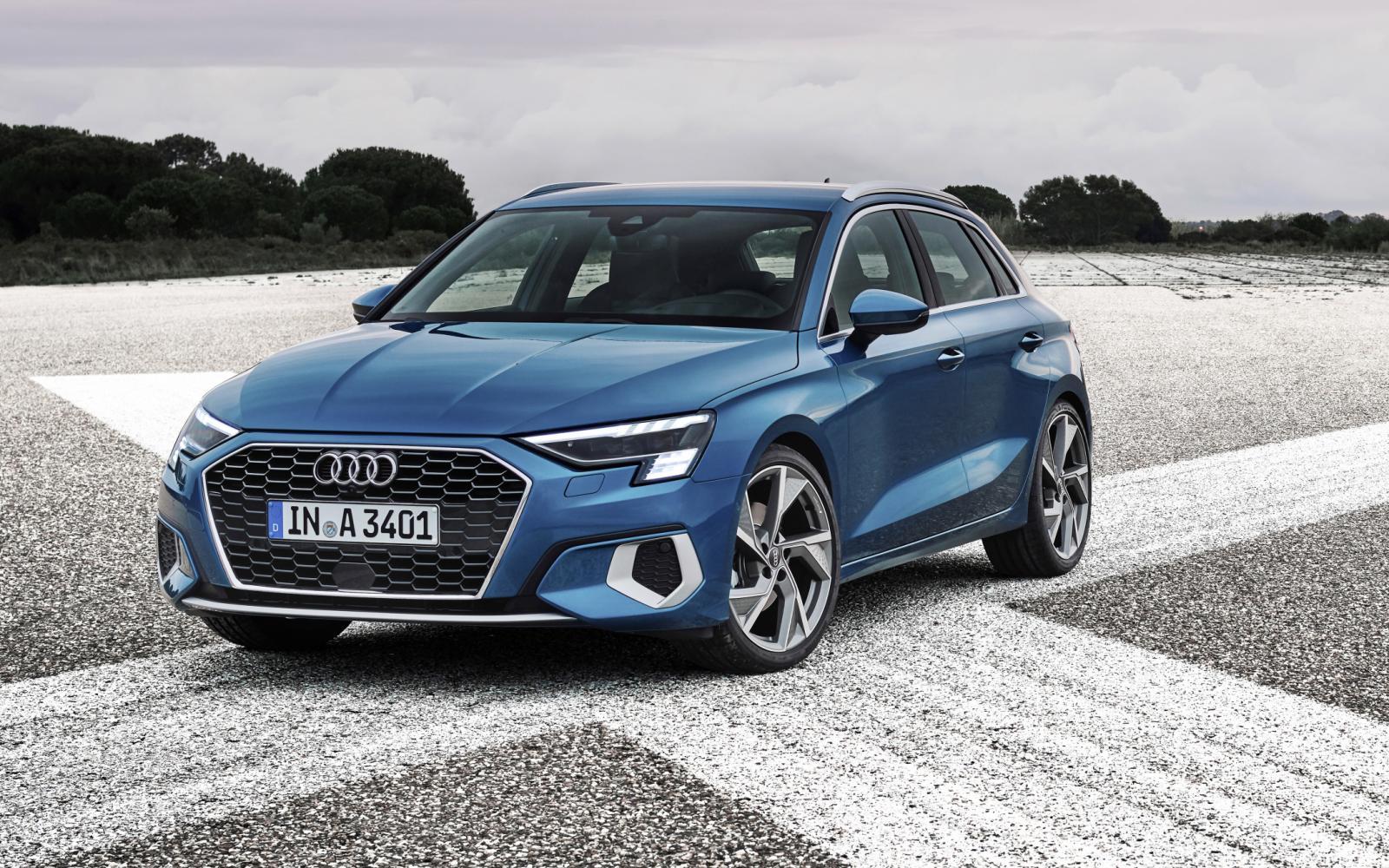 Audi A3 Sportback eindelijk officieel – het nieuws in 7 weetjes