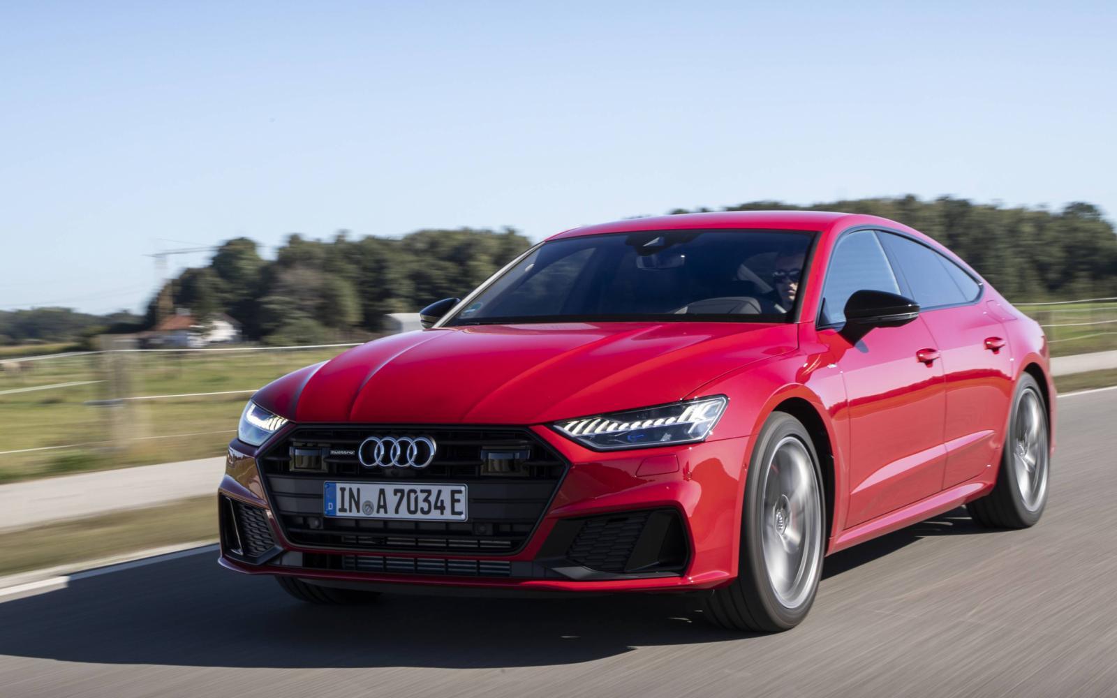 Waarom is de Audi A7 Sportback Plug-in zoveel duurder dan een A6?