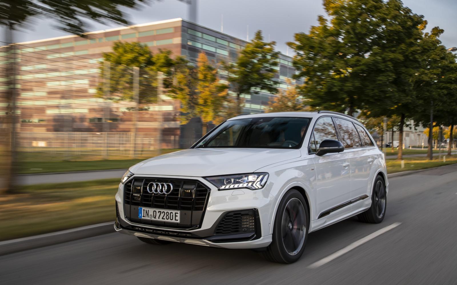 Audi Q7 plug-in hybrides geprijsd