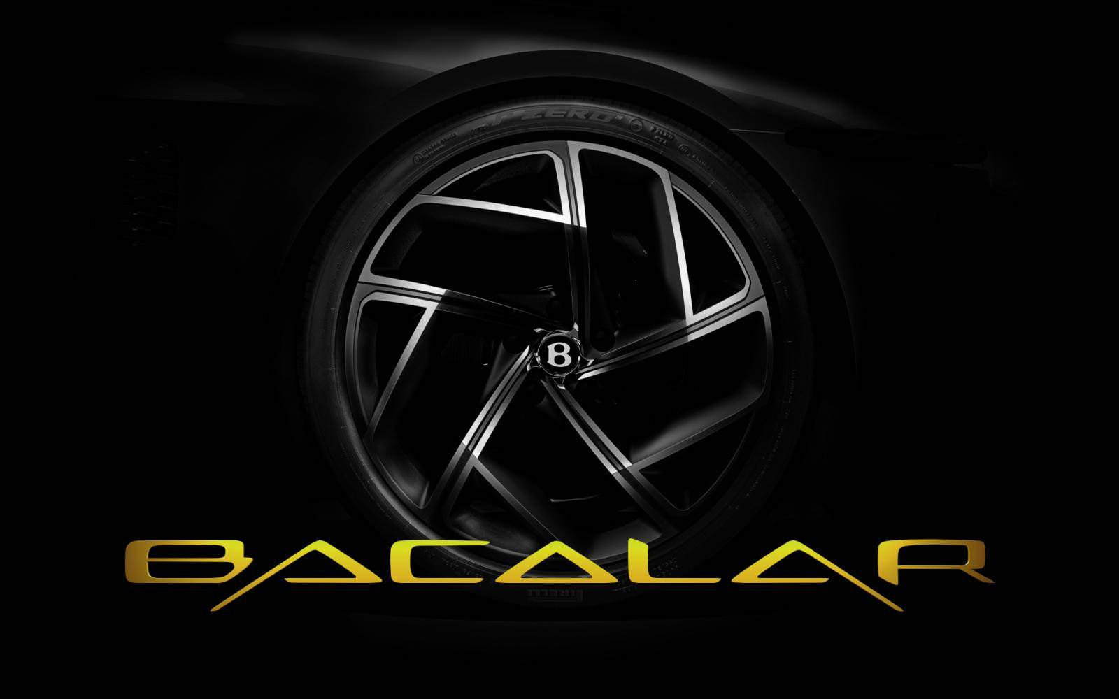 Wat weten we over de mysterieuze Bentley Balacar?