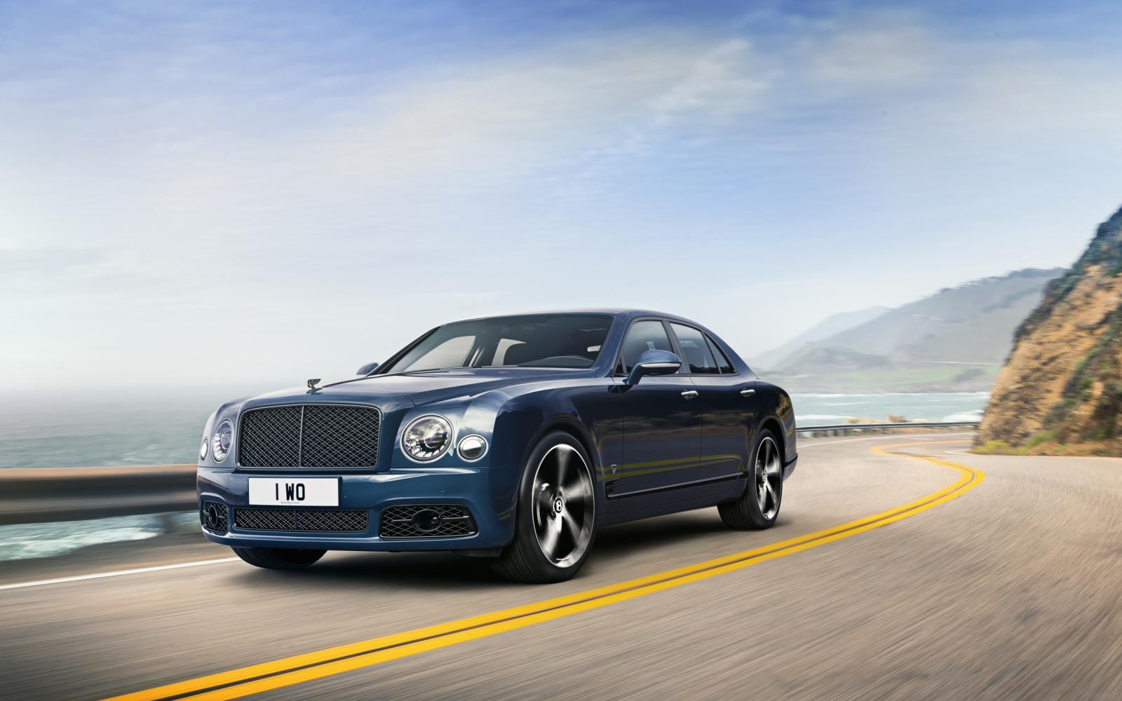 Bentley Mulsanne neemt afscheid met de 6.75 Edition