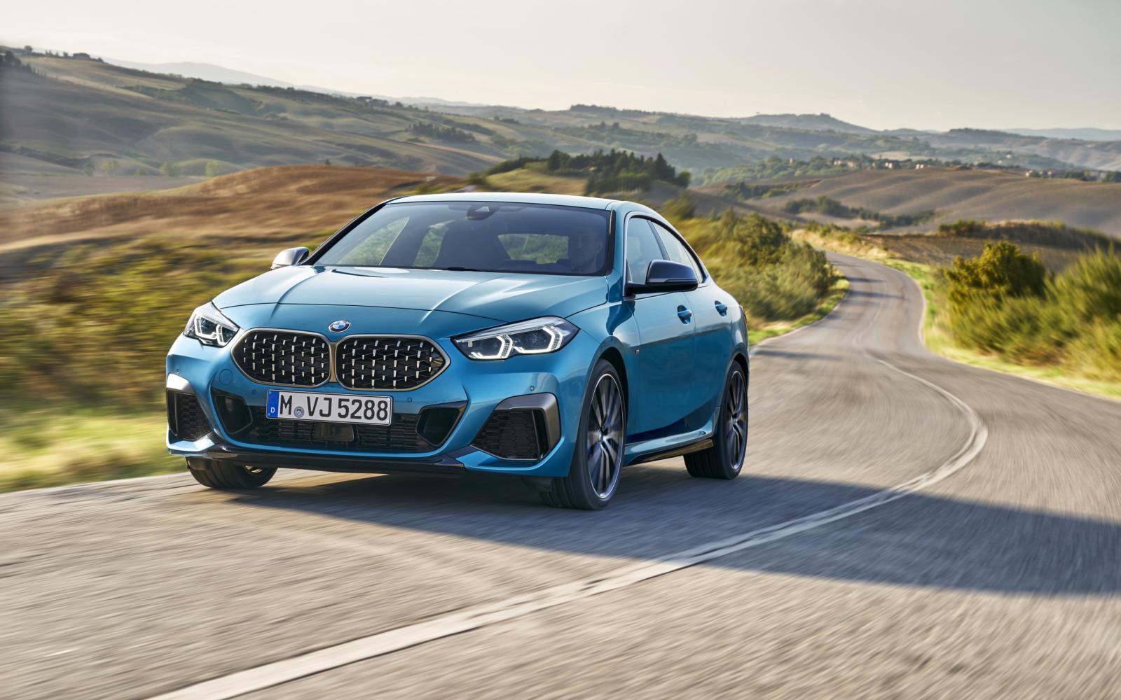 BMW 2-serie Gran Coupé: een twee voor vier