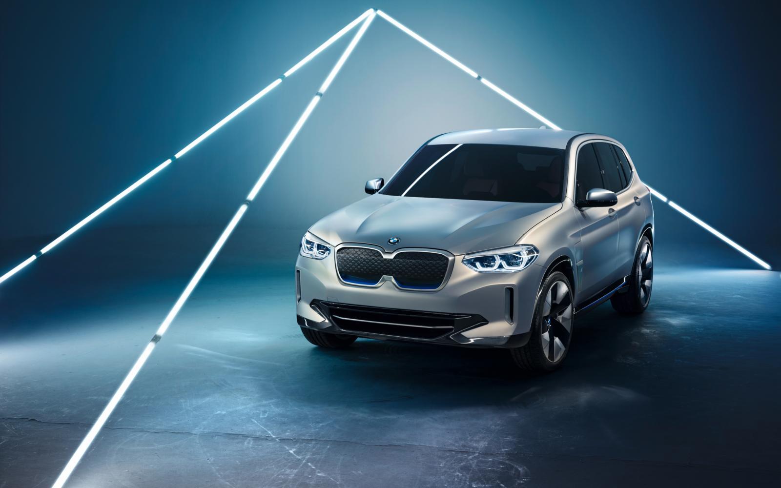 Elektrische BMW iX3 krijgt actieradius van 440 kilometer