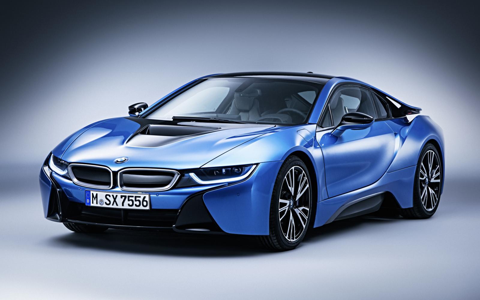 Wil je nog een BMW i8? Dan moet je hem bestellen voor het te laat is