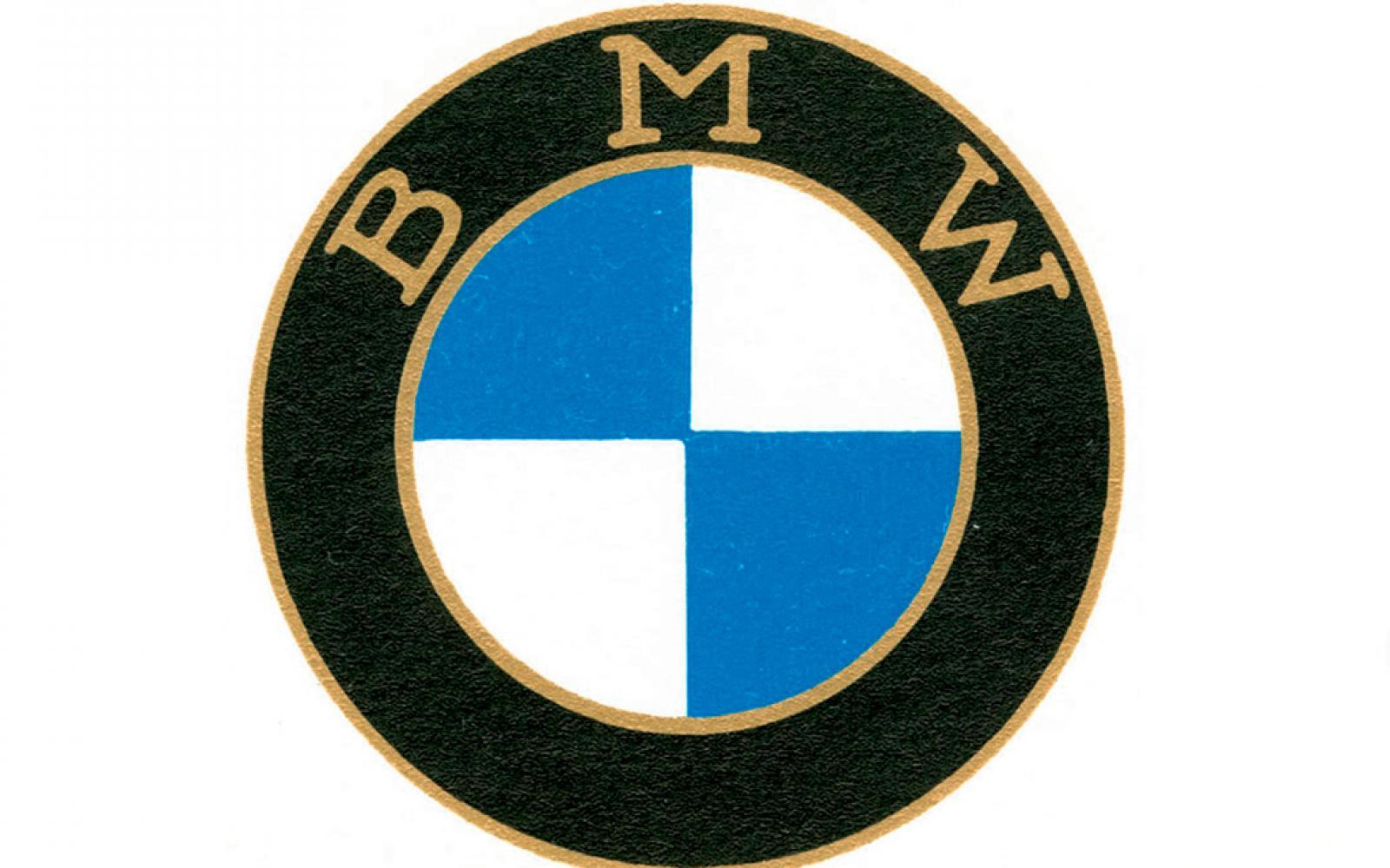Het BMW-logo is geen propeller! Maar wat is het dan wel?