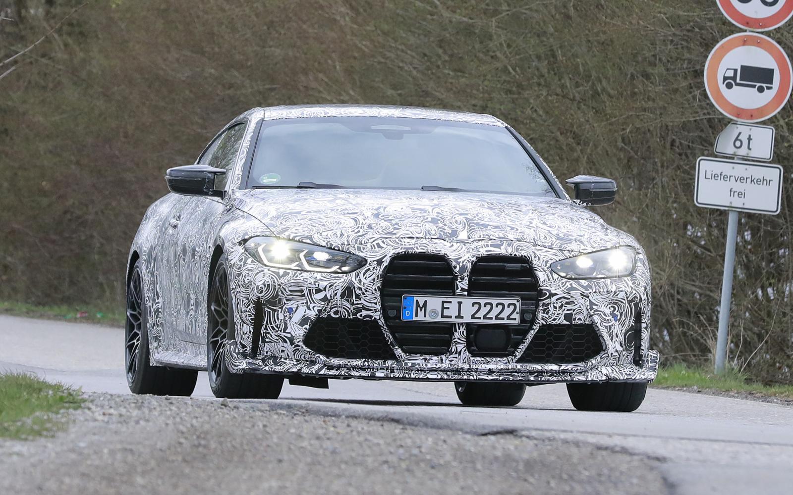 BMW M4 CSL: Sterkere lichtgewicht variant van de BMW M4 in aantocht