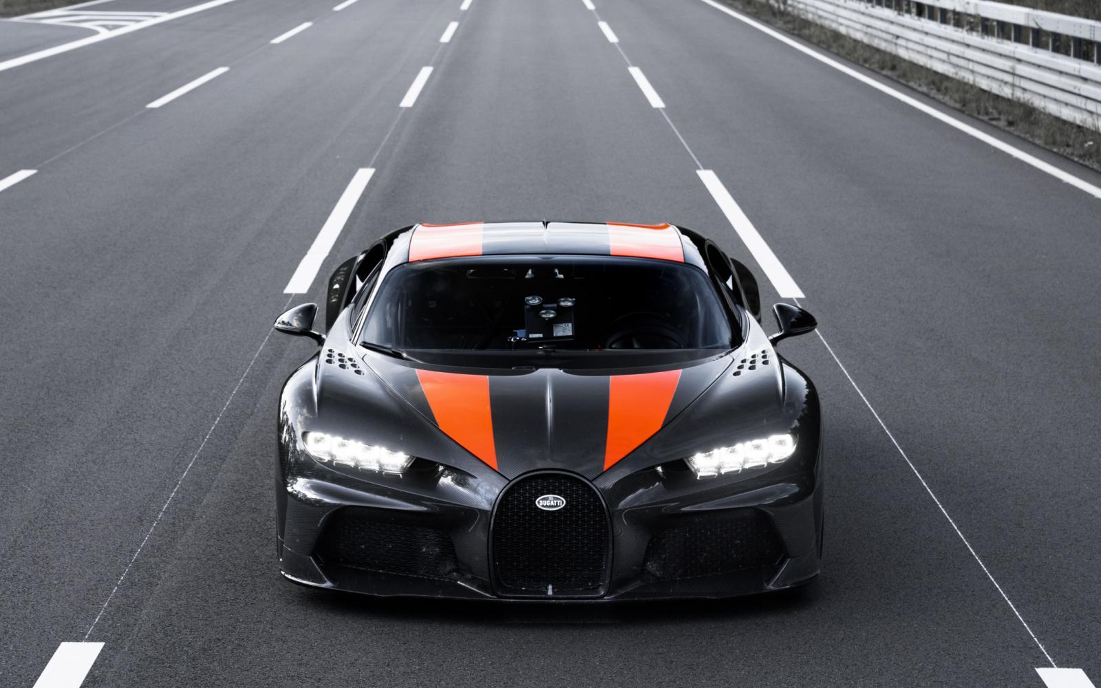 Wist je dit over de allersnelste auto's ter wereld?