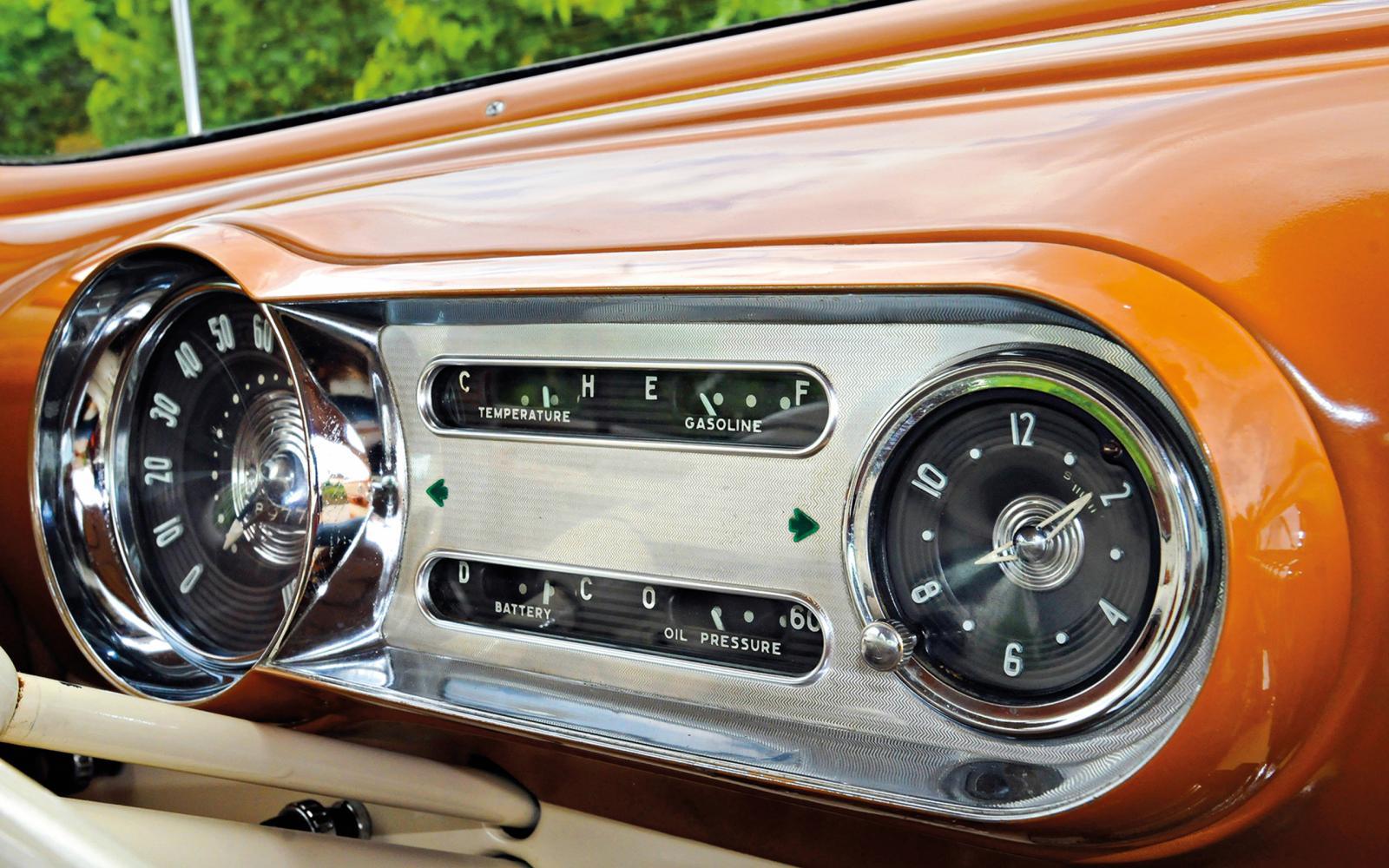Chevrolet Bel AIr is jukebox op wielen