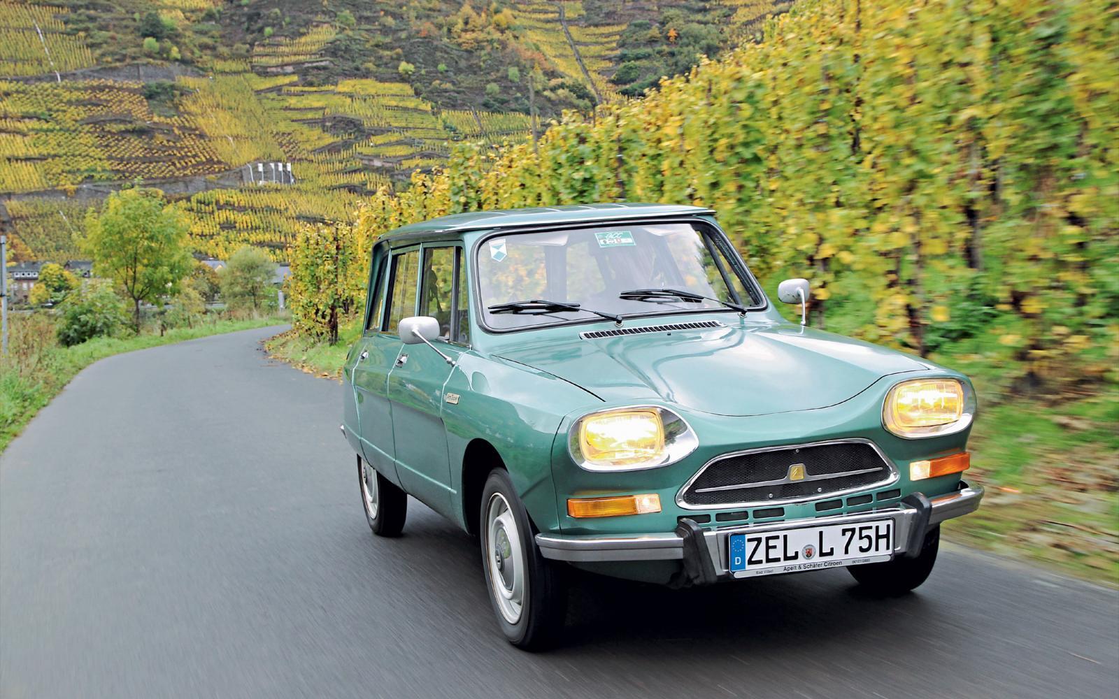 Vriendjes worden met de Citroën Ami Super
