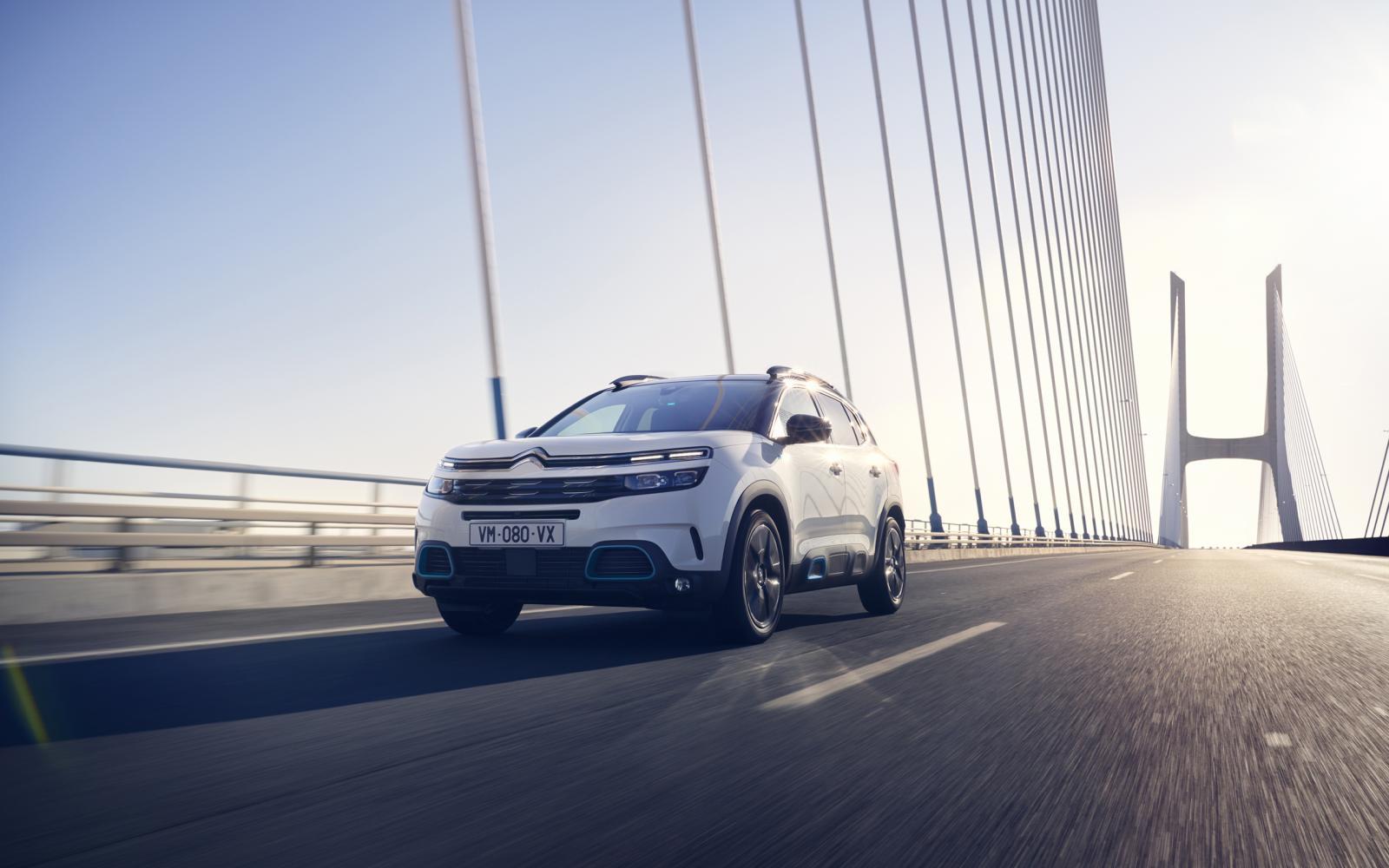 C5 Aircross Hybrid: Citroën eindelijk aan de plug-in hybride