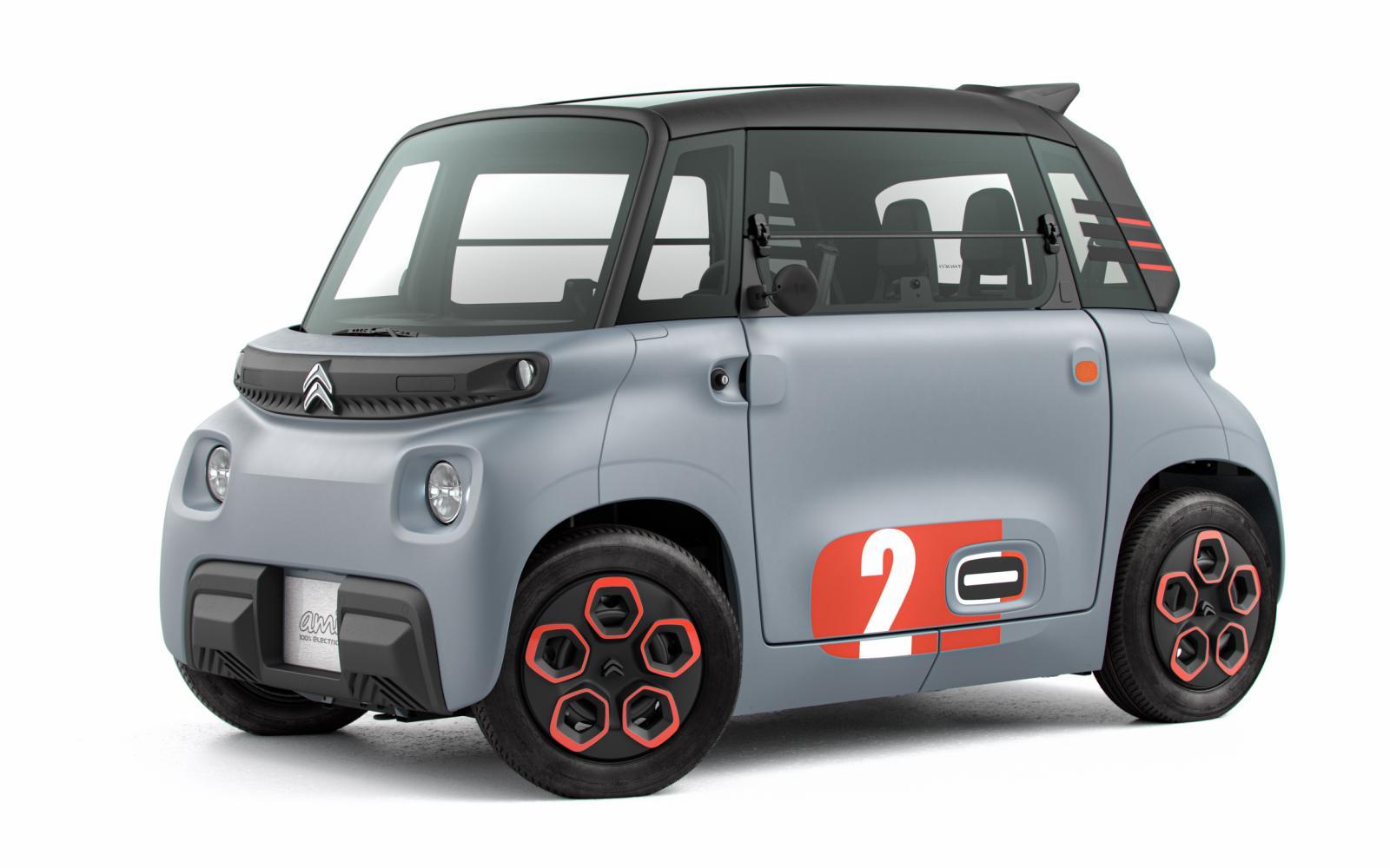 Citroën terug naar de VS! Passen die Amerikanen wel in de Ami?