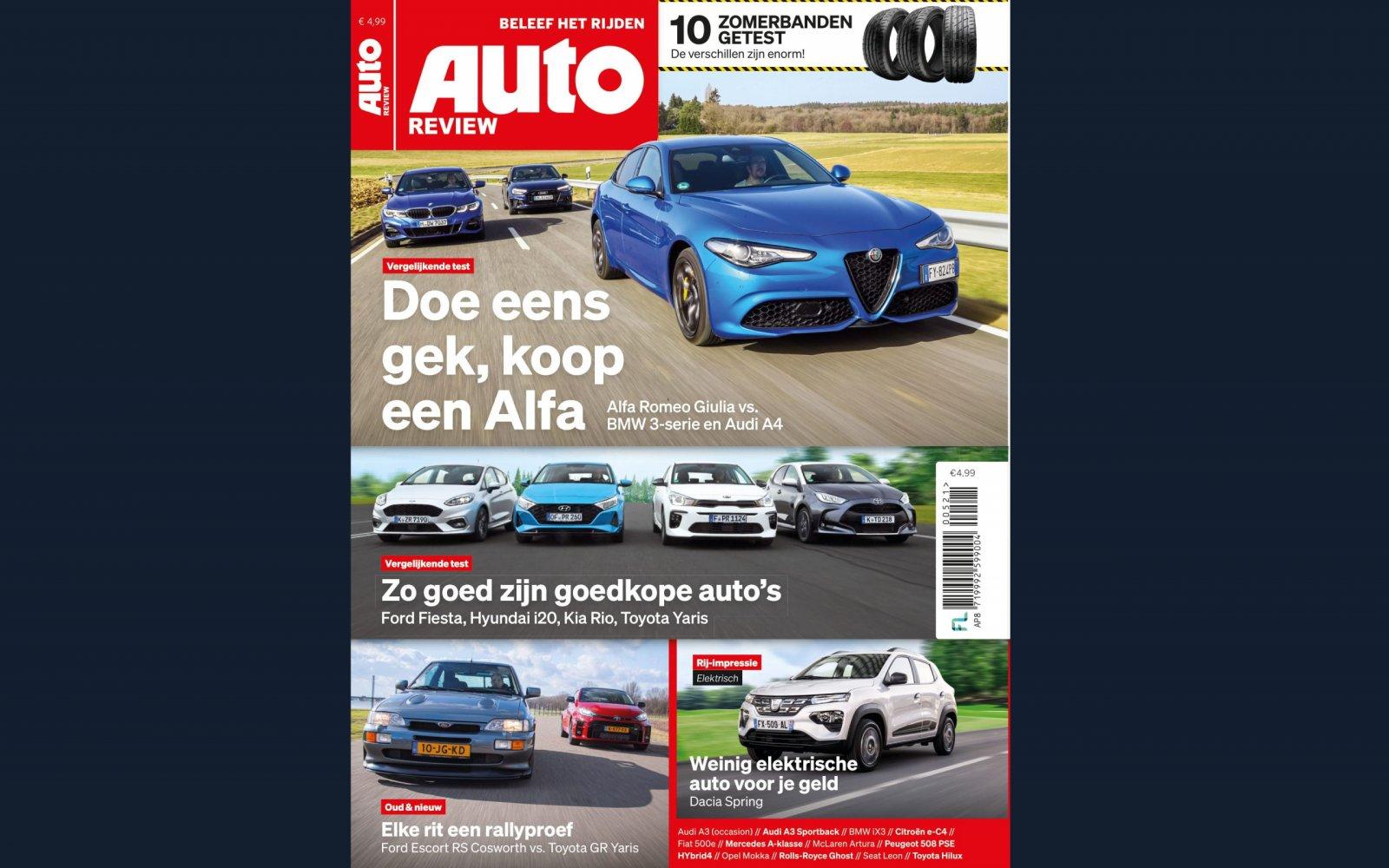 Win geweldige prijzen! Op 1 juni verandert Autowereld.com in Autoreview.nl