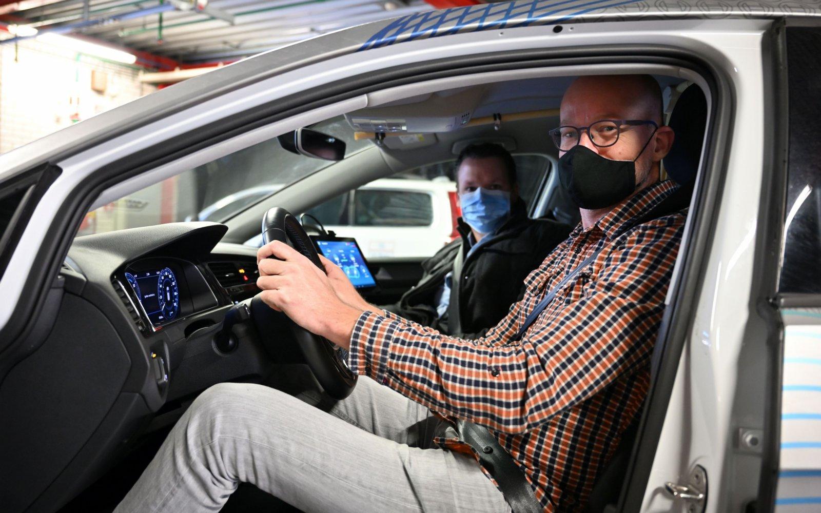 Een elektrische auto met continu variabele transmissie? Die komt eraan