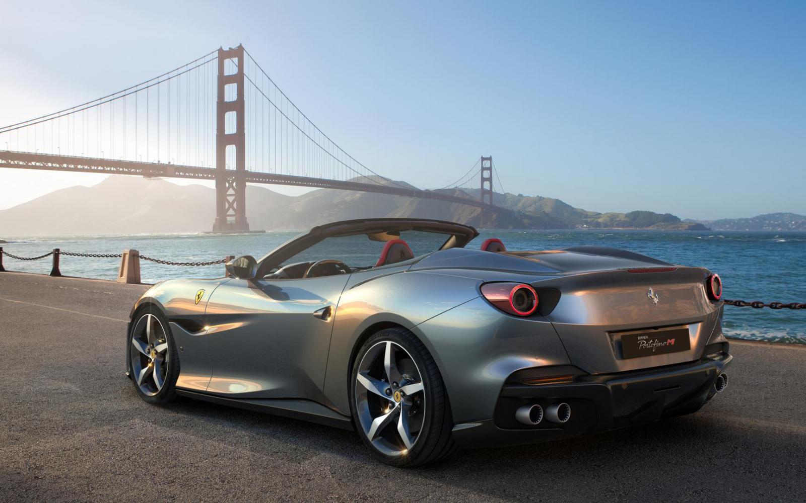 Nieuwe Ferrari Portofino M: Omdat 600 pk ook maar zo lafjes is ...