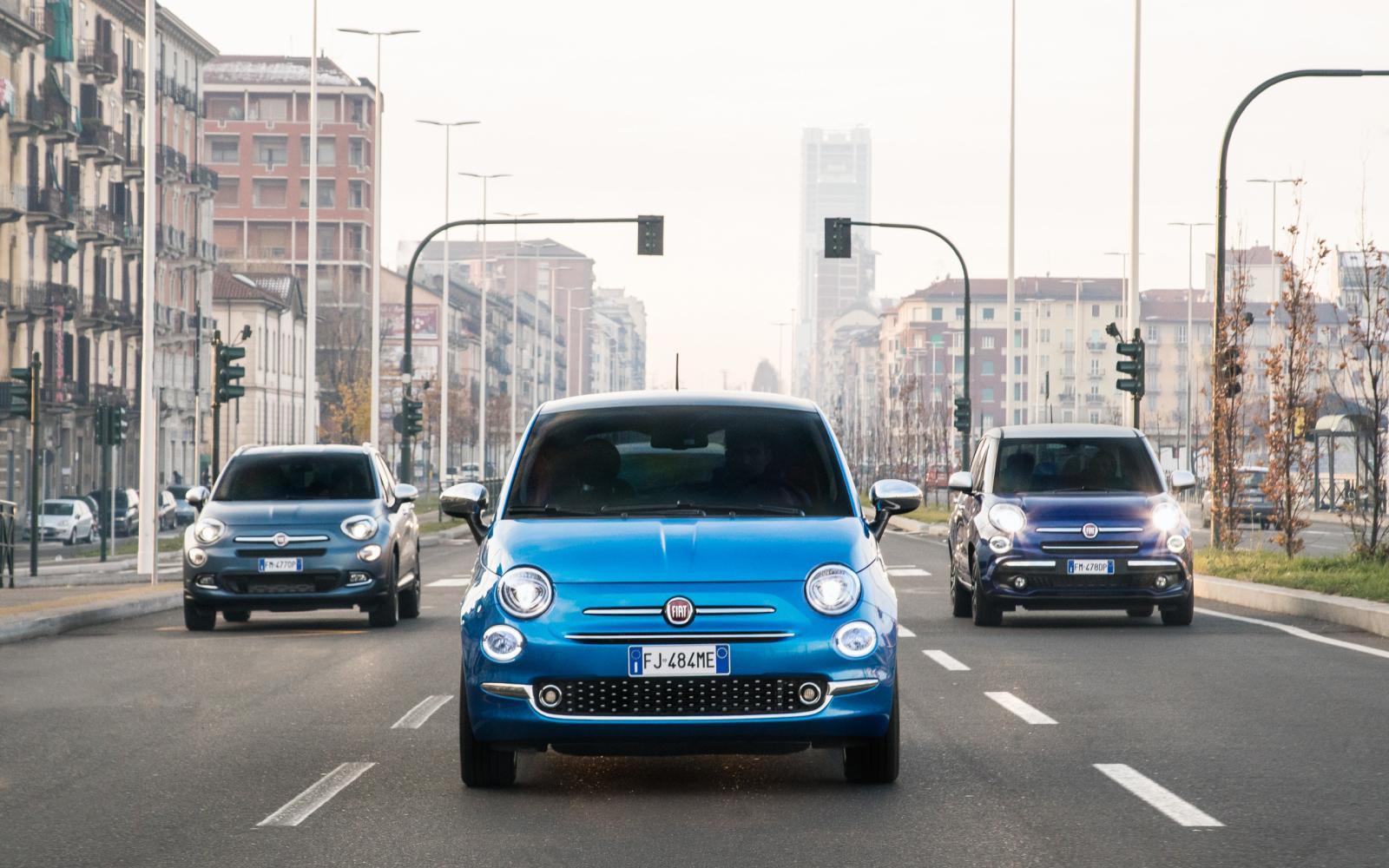 FCA-topman: 'Fiat gaat zich toeleggen op het B-segment'