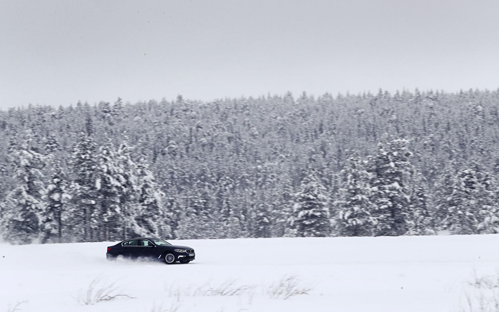 Onderzoek Winterbanden Hebben Alleen Nut Als Er Sneeuw