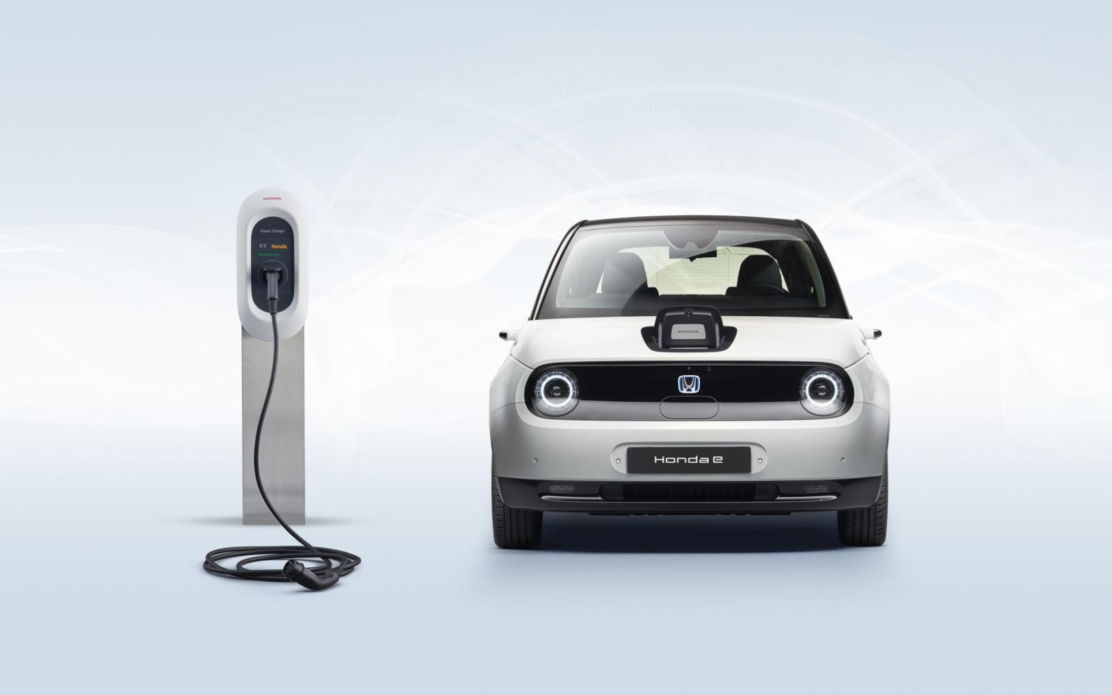Honda wil best een Type R-versie van de elektrische e maken ... als wij erom vragen