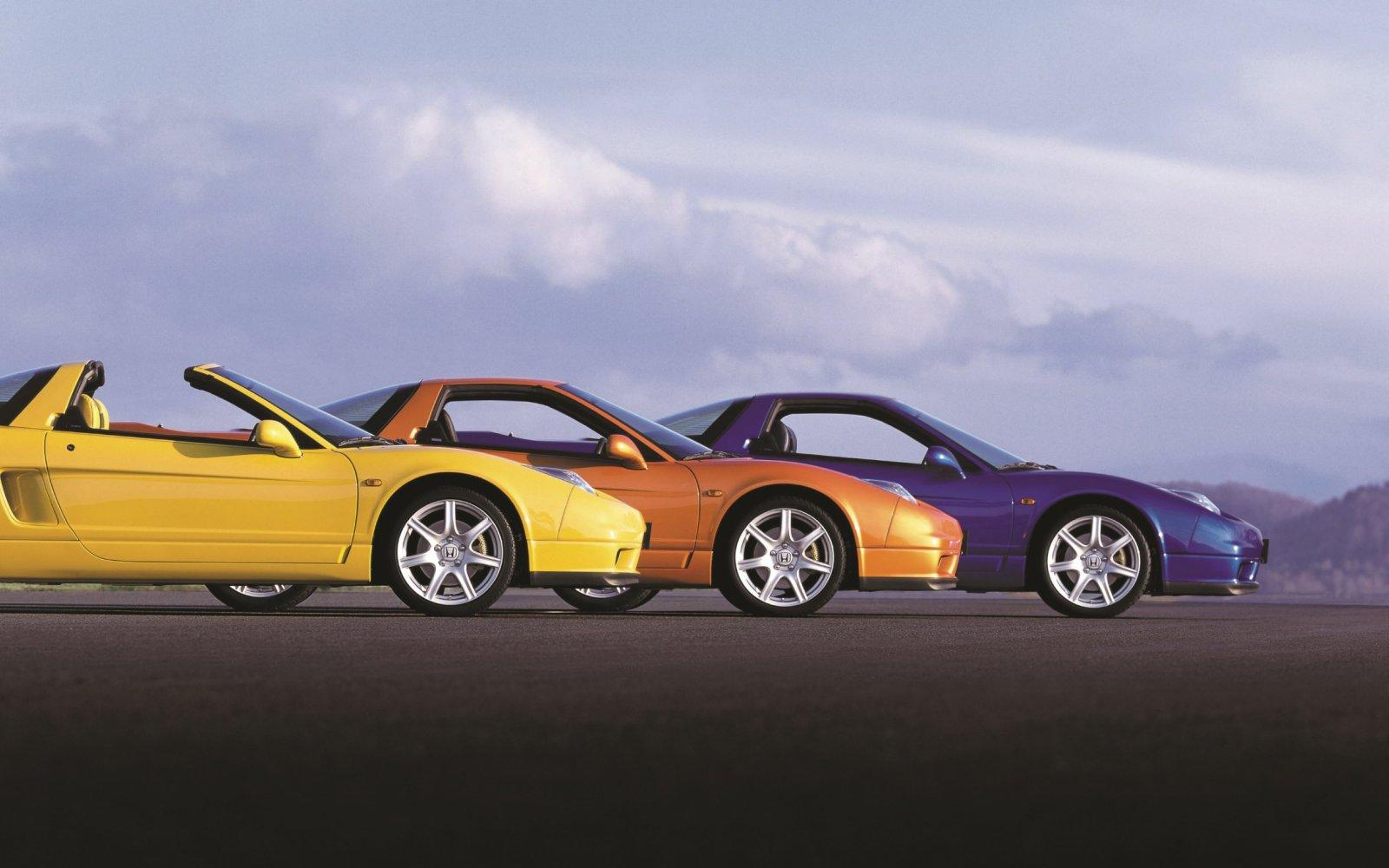 Honda NSX (1989): luis in de pels van Ferrari en Porsche