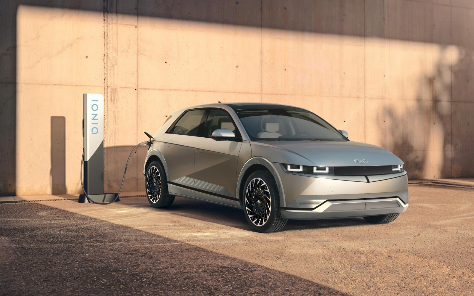 Elektrische Hyundai Ioniq 5 iets beter geprijsd dan de Volkswagen ID.4