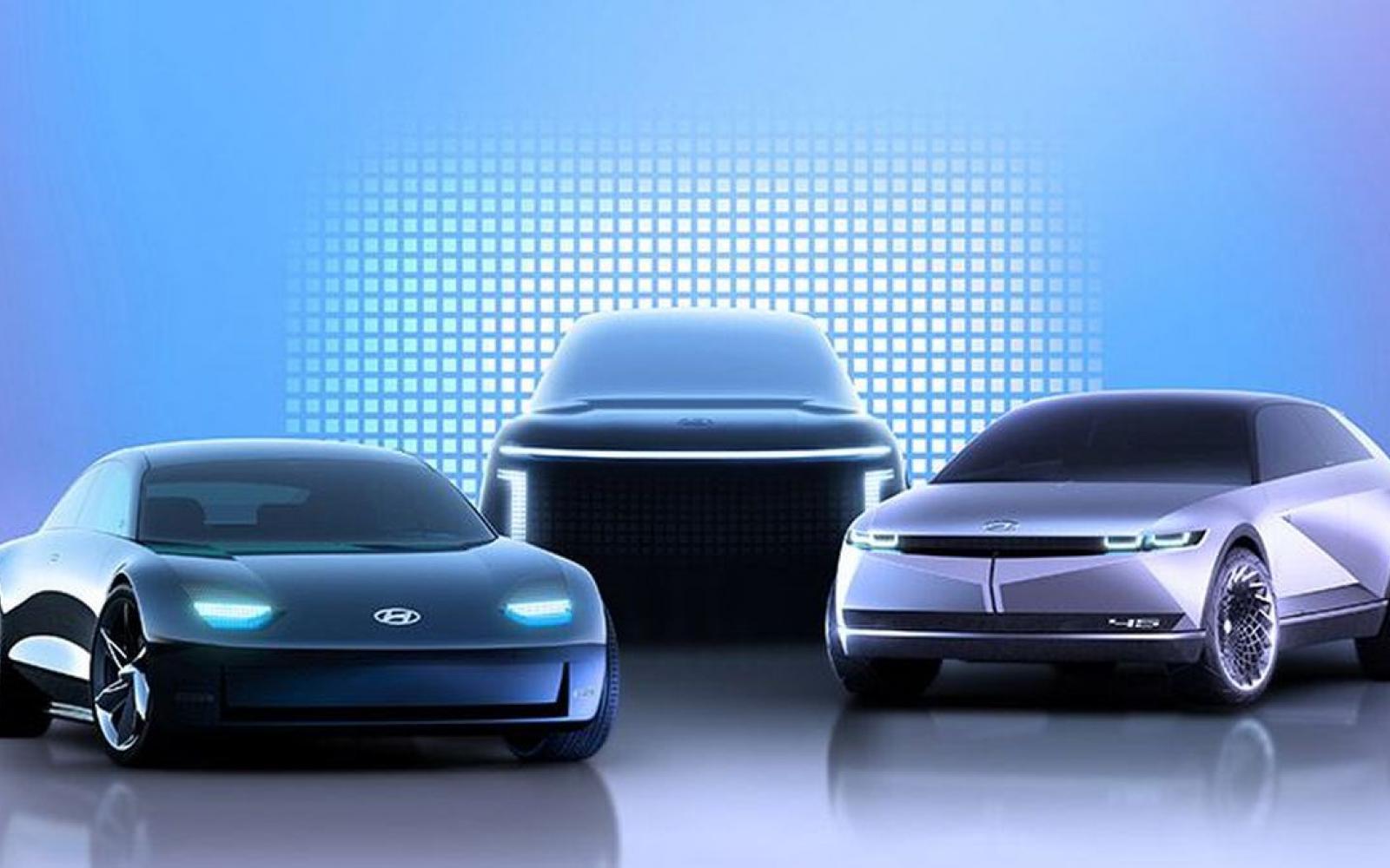 Ook Hyundai komt met elektrisch submerk: Ioniq