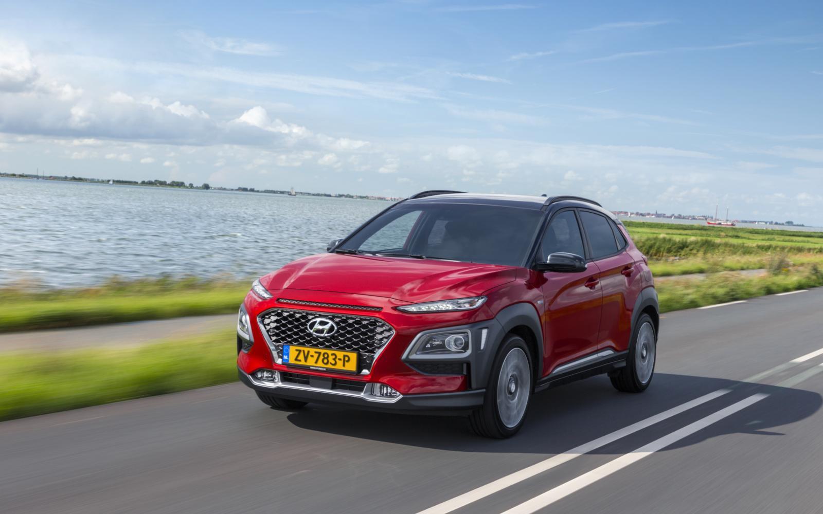 Wat maakt rijden in de Hyundai Kona Hybrid aantrekkelijk?