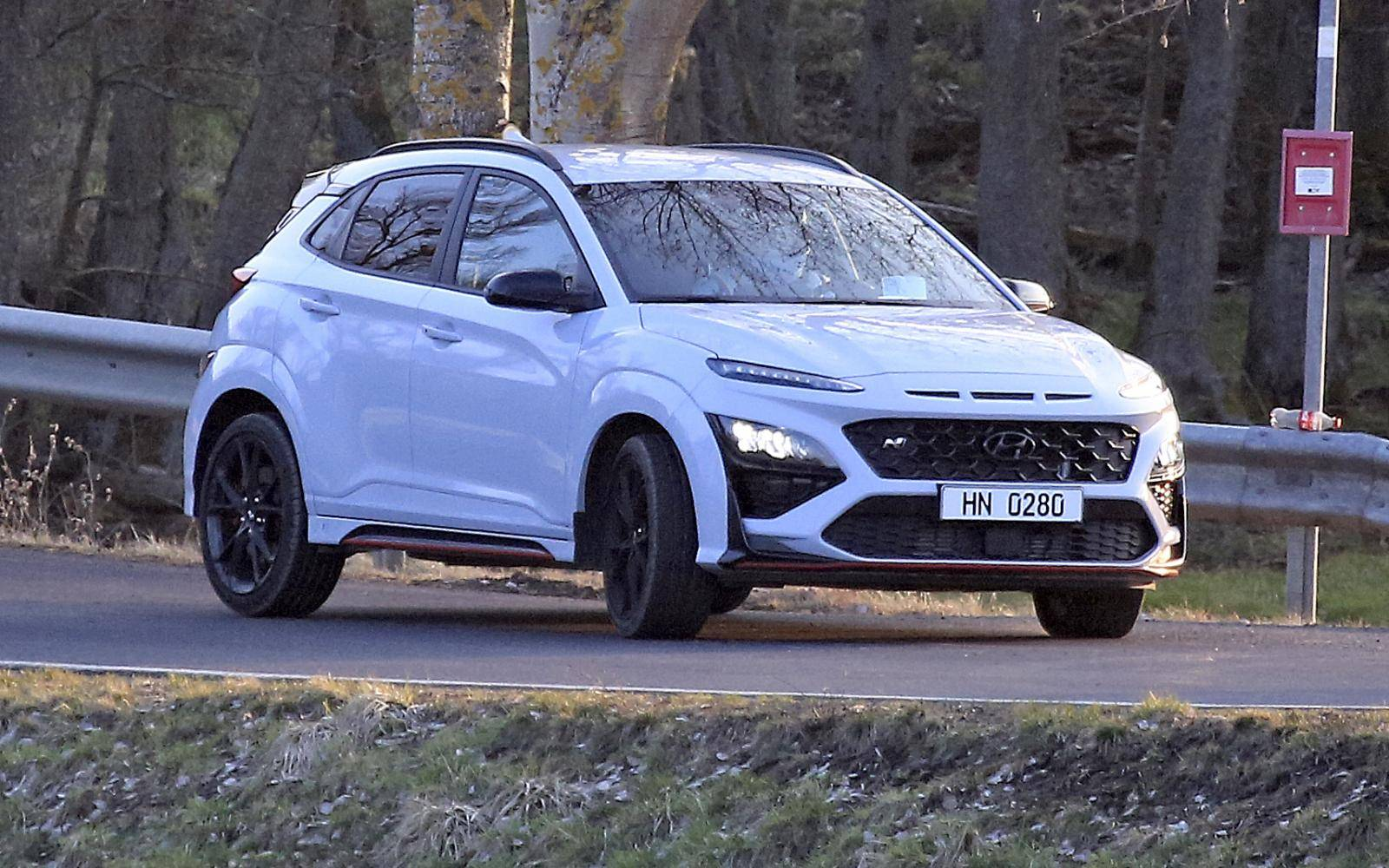 Sportieve Hyundai Kona N is de anti-Hyundai Kona Electric