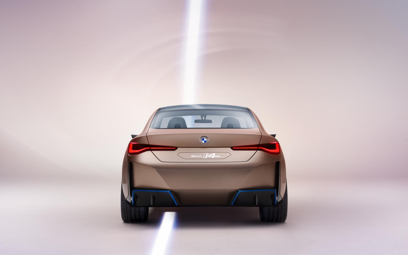 BMW Concept i4 : eindelijk zijn ze wakker in München