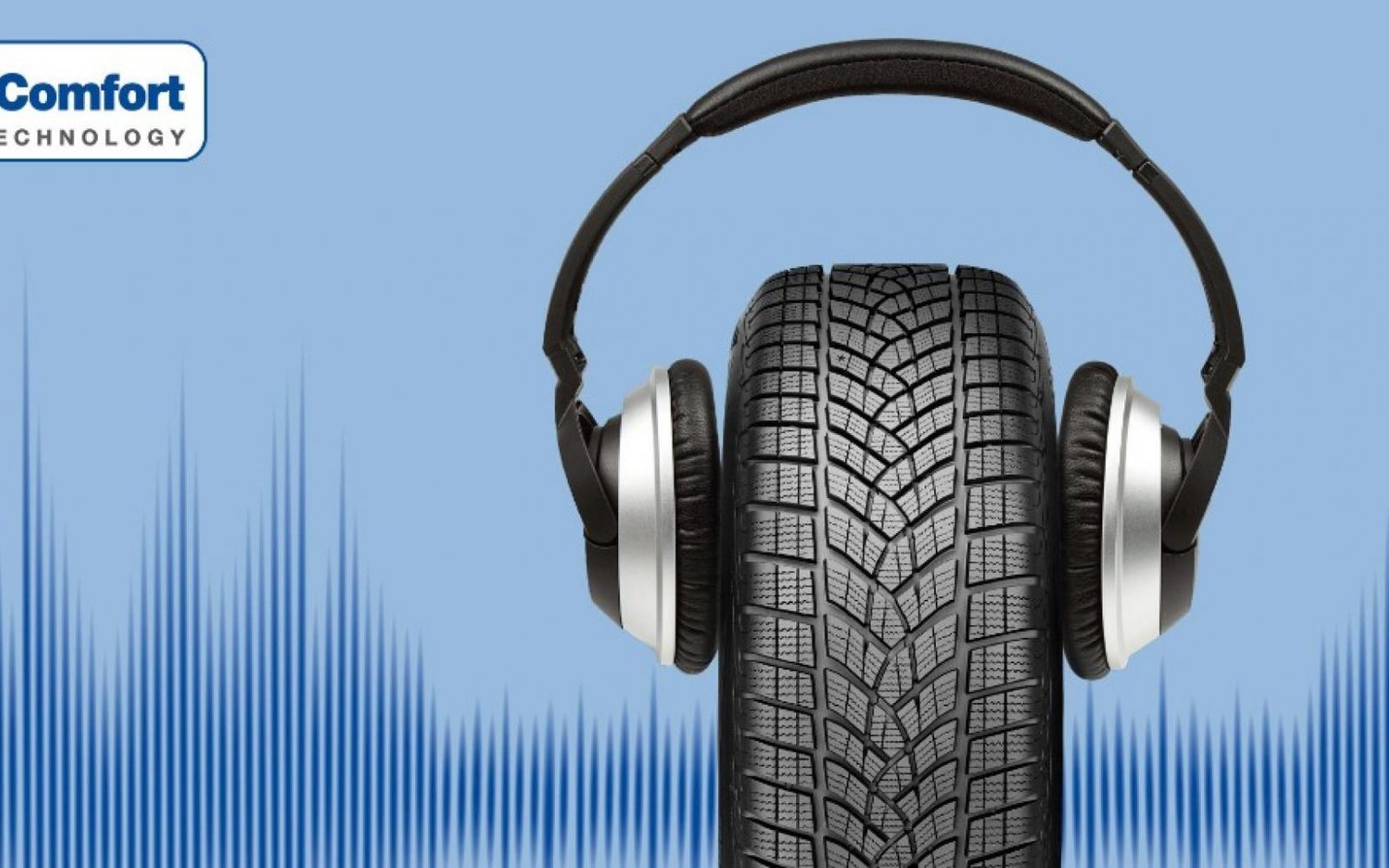 Goodyear SoundComfort: oorverdovend stil