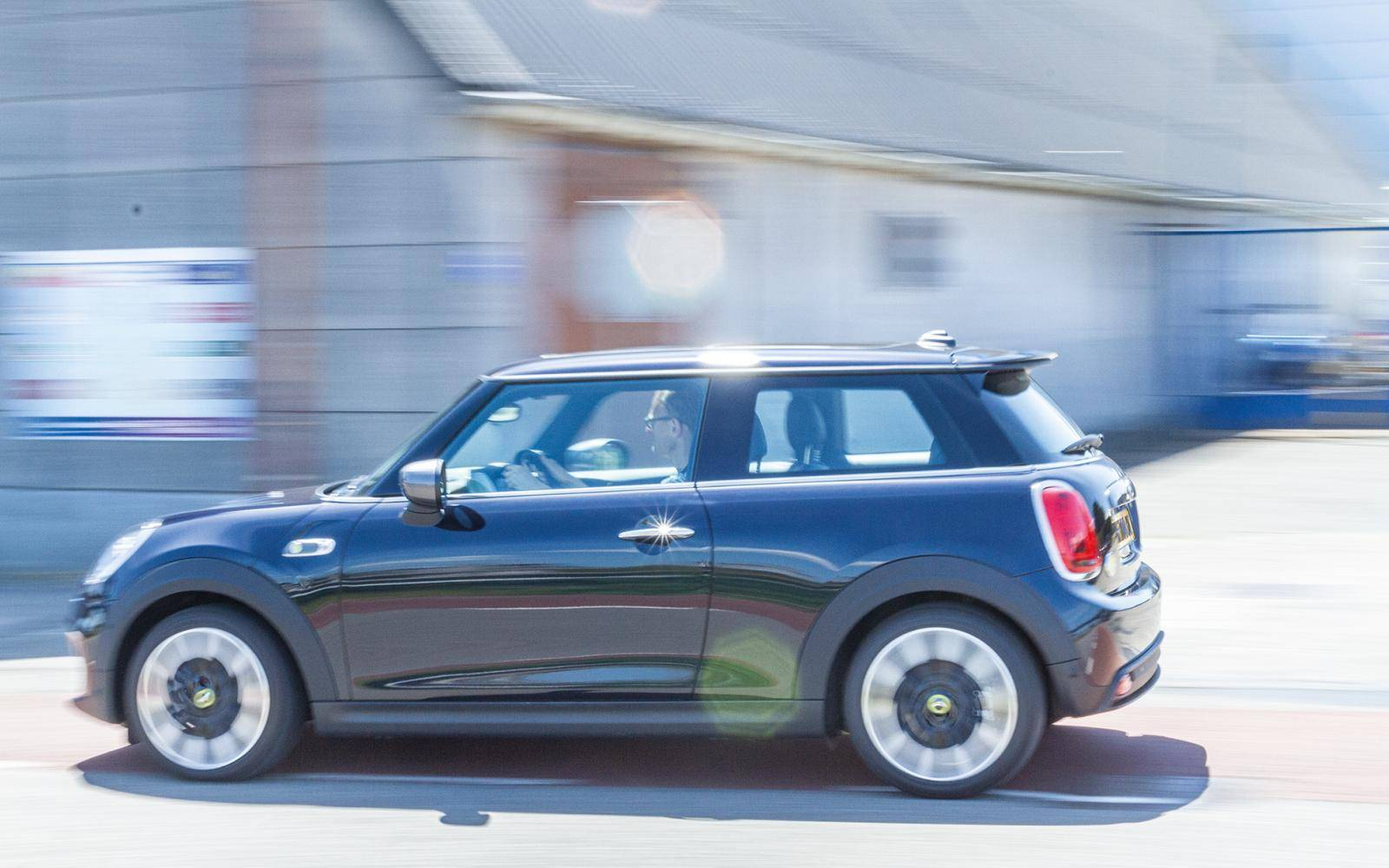 Dagboek: Zeven dagen in een Mini Electric