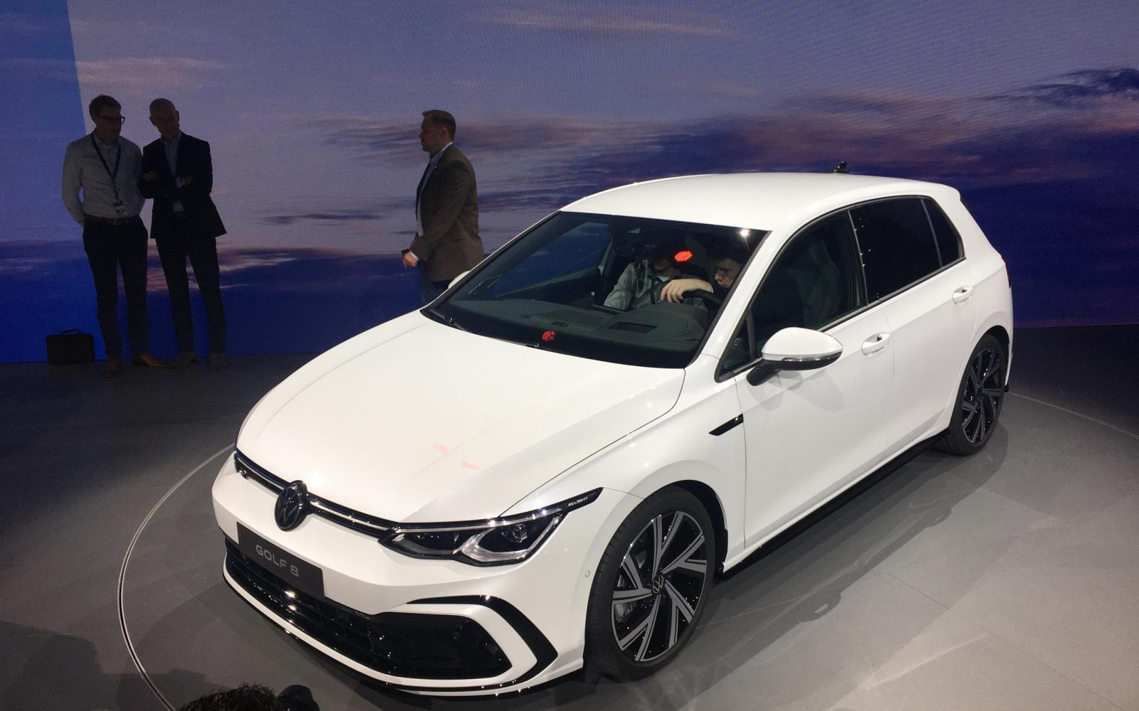 5 dingen die opvallen aan de nieuwe Volkswagen Golf 8