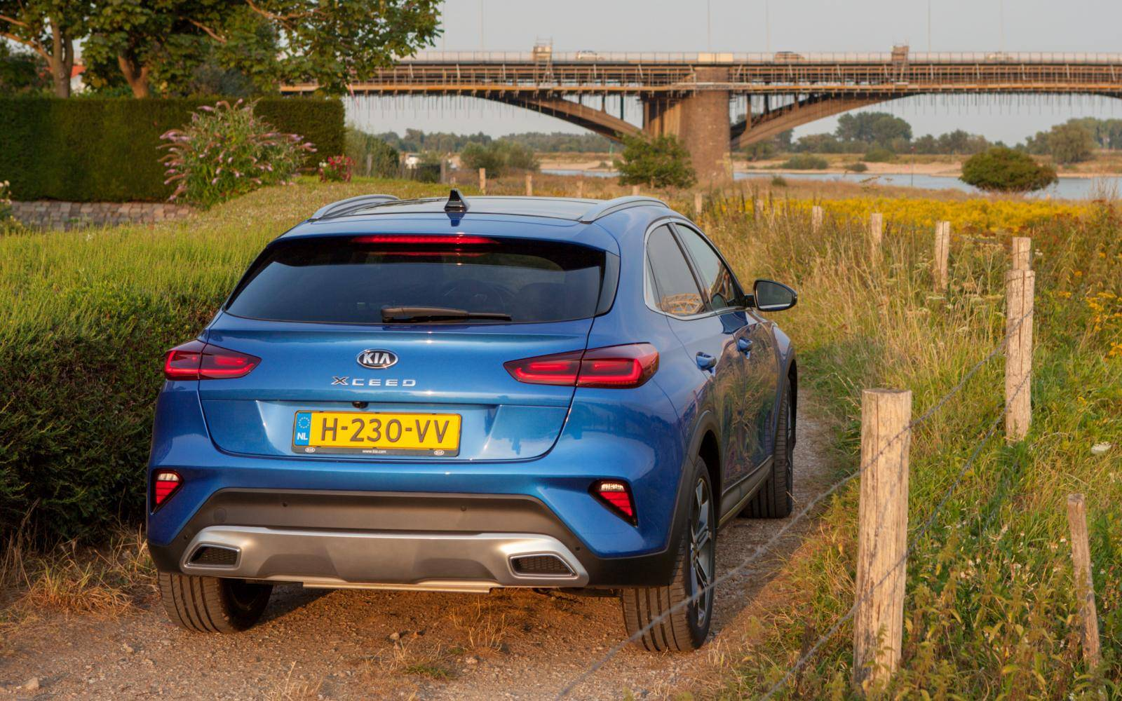 Eerste review: Kia Xceed PHEV (2020)