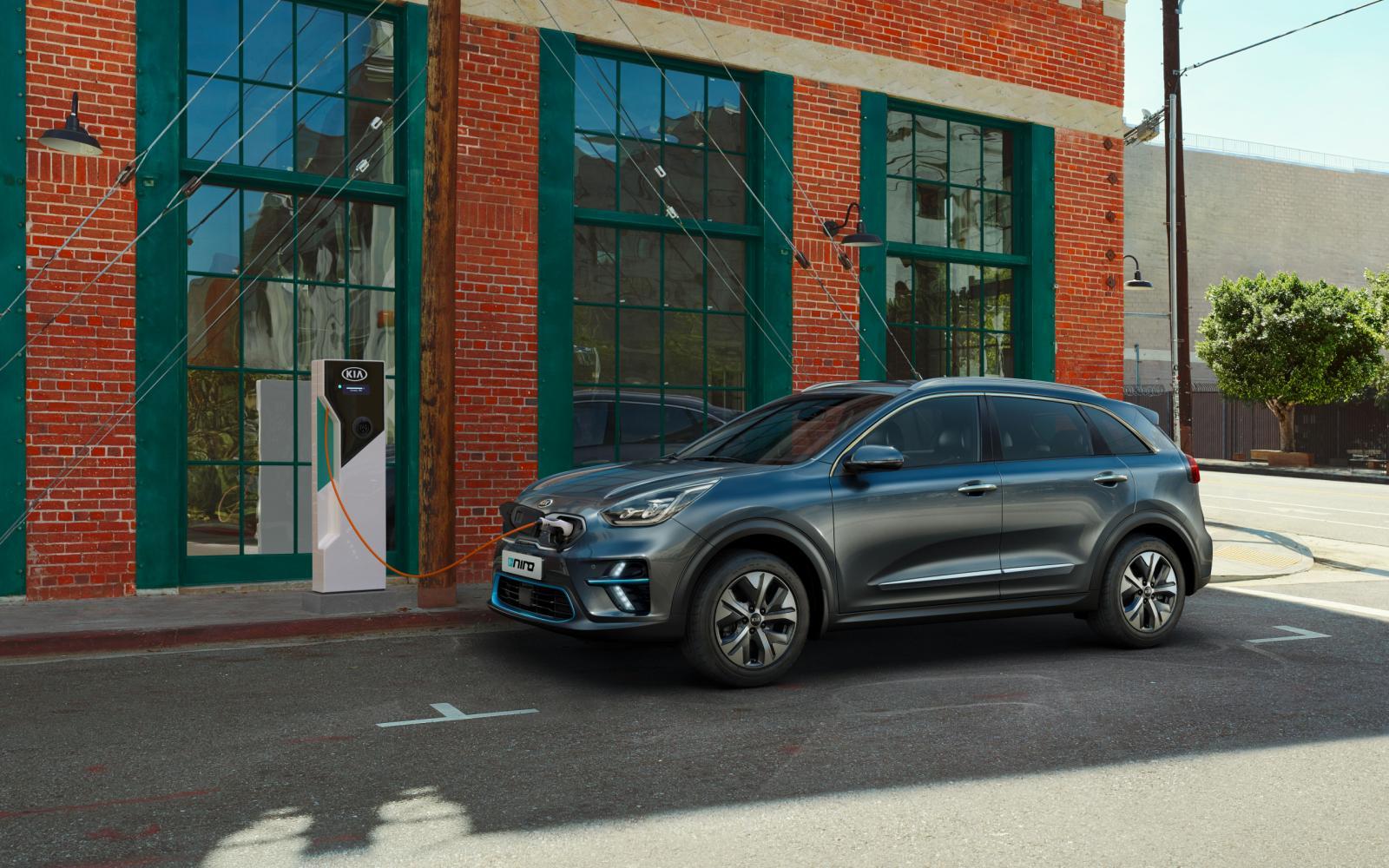 Autoverkopen 2020: Kia Niro blijft Volkswagen ID.3 nét voor