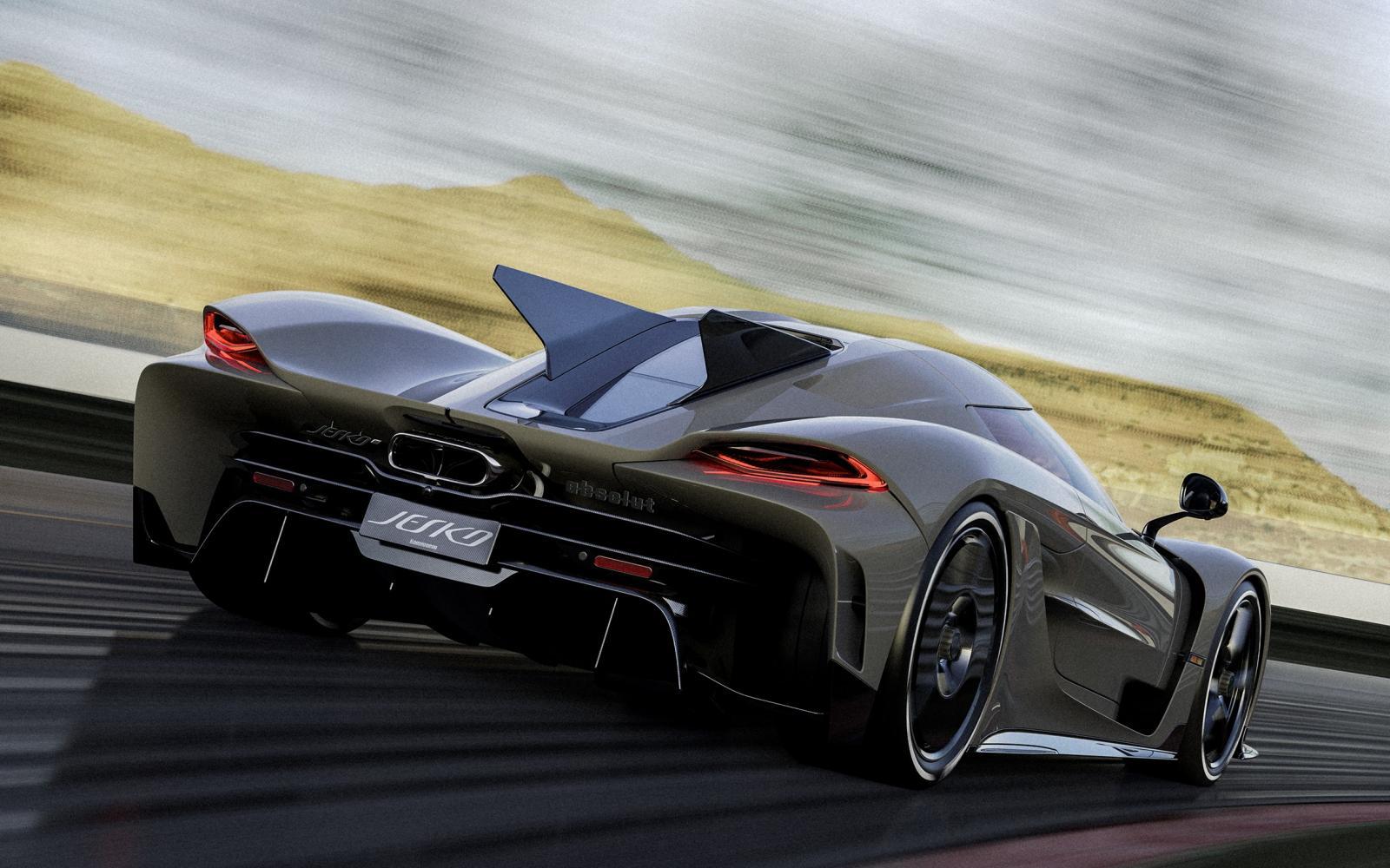 Er komt nooit een snellere Koenigsegg dan de Jesko Absolut
