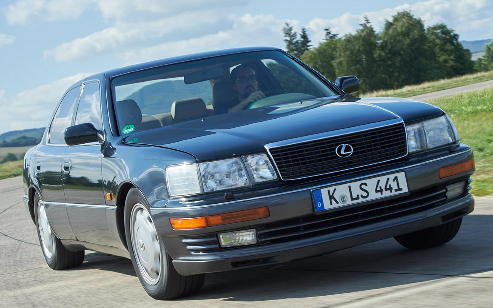 30 jaar Lexus LS