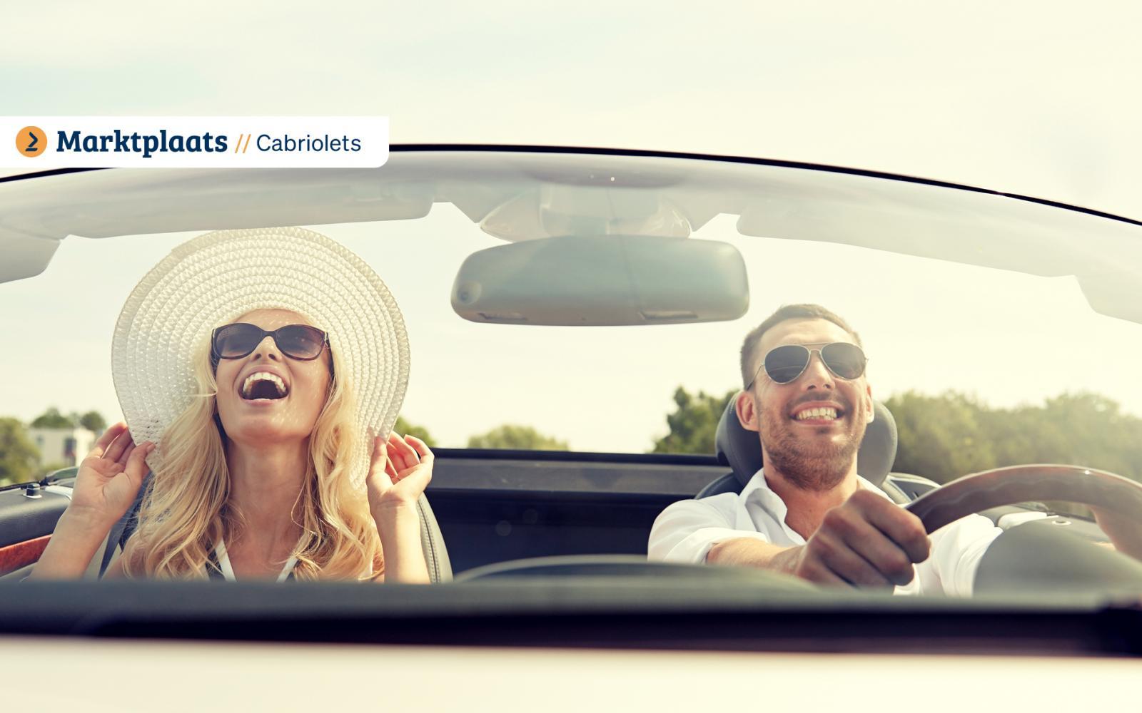 Marktplaats: 5 cabrio's om razendsnel mee uit je dak gaan of rustig te toeren