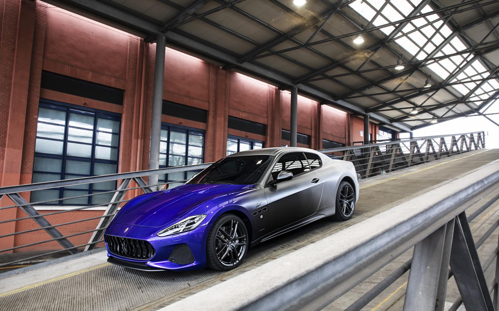 Dit is de allerlaatste Maserati GranTurismo!