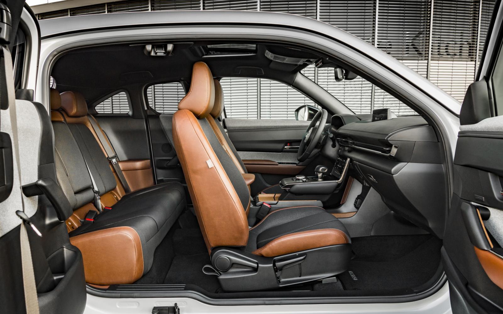 Eerste review: Mazda MX-30