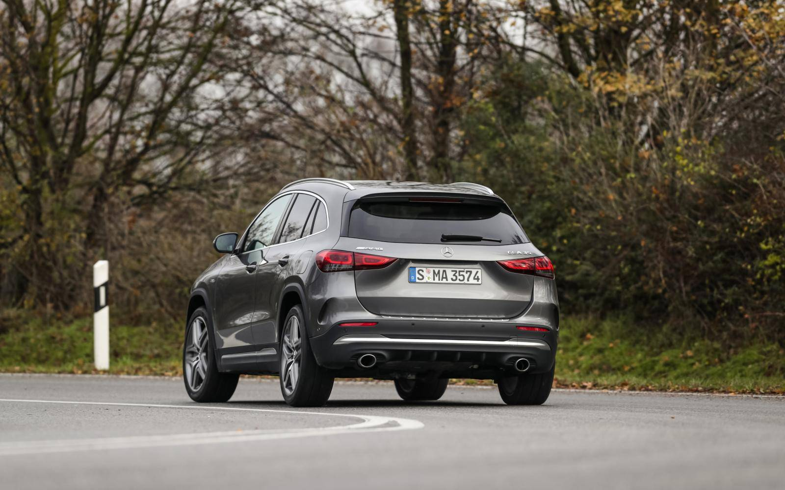 Test Mercedes-AMG GLA 35 and Cupra Formentor 310: why faster isn't always sportier