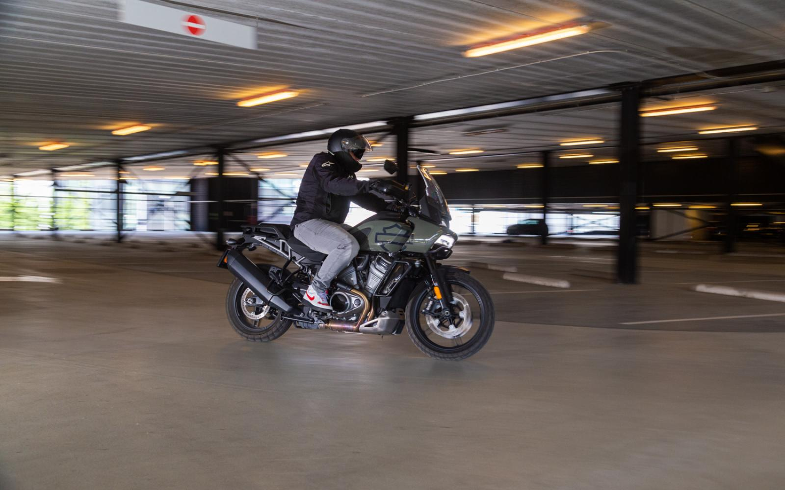 First review - Can the Harley Davidson Pan America break the dominance of the BMW R 1250 GS?