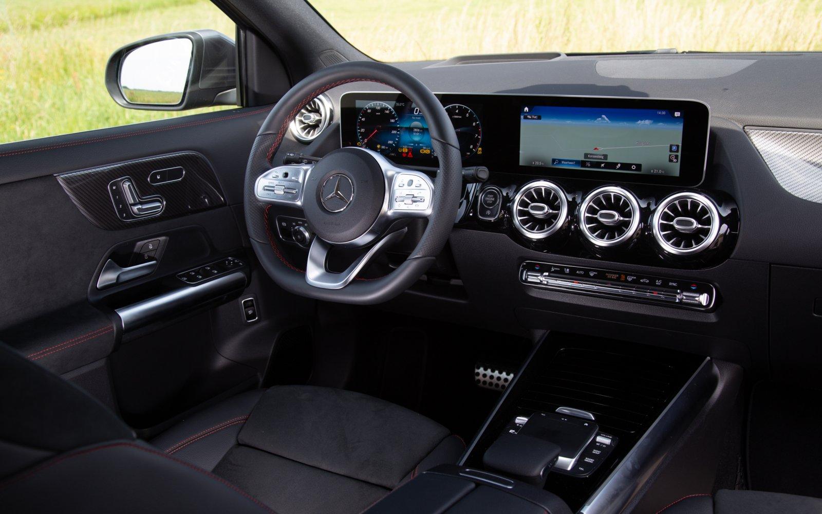 Eerste review: Mercedes-Benz GLA 200 (2020)