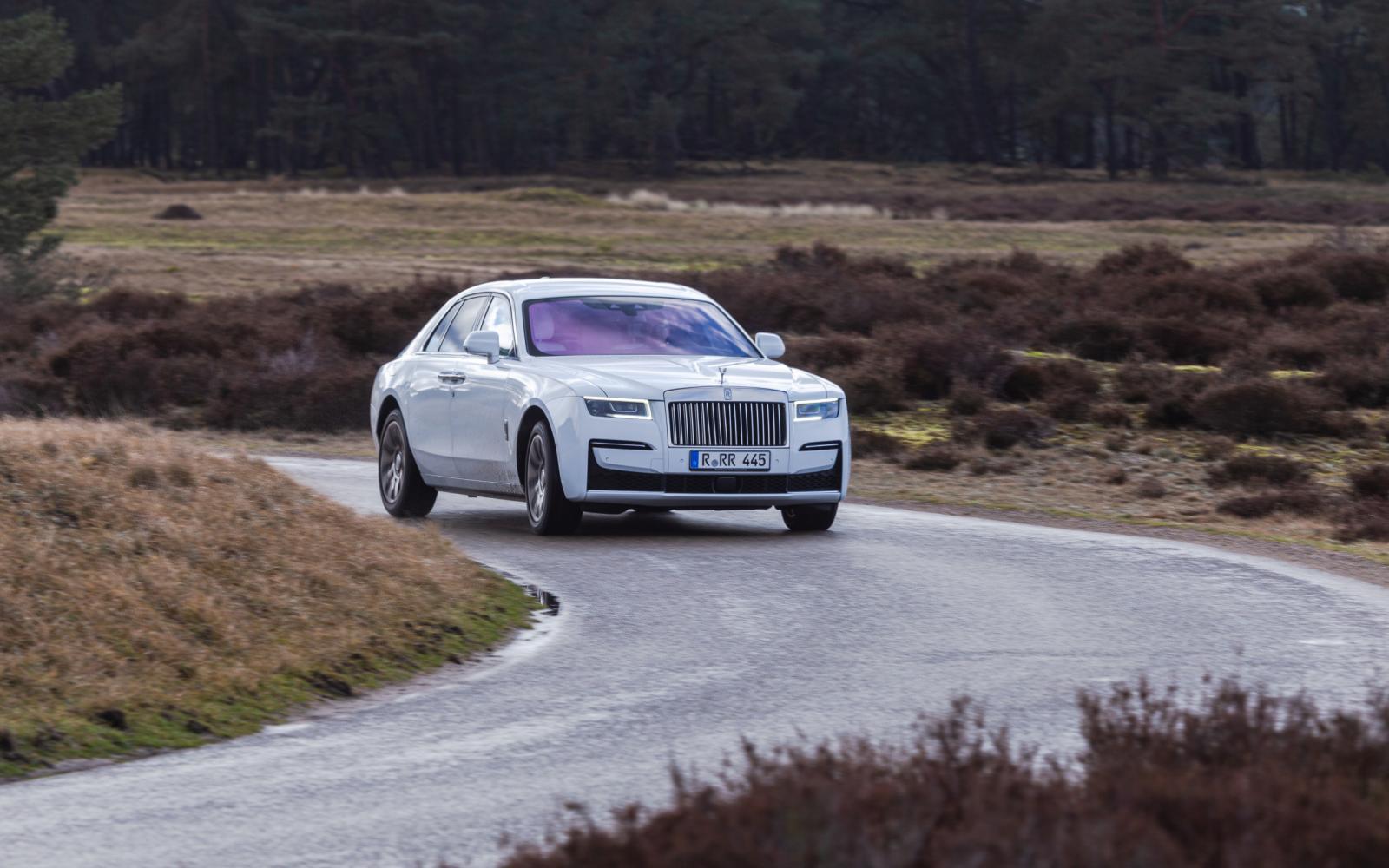 Test - Een Rolls-Royce Ghost is balsem voor de zintuigen