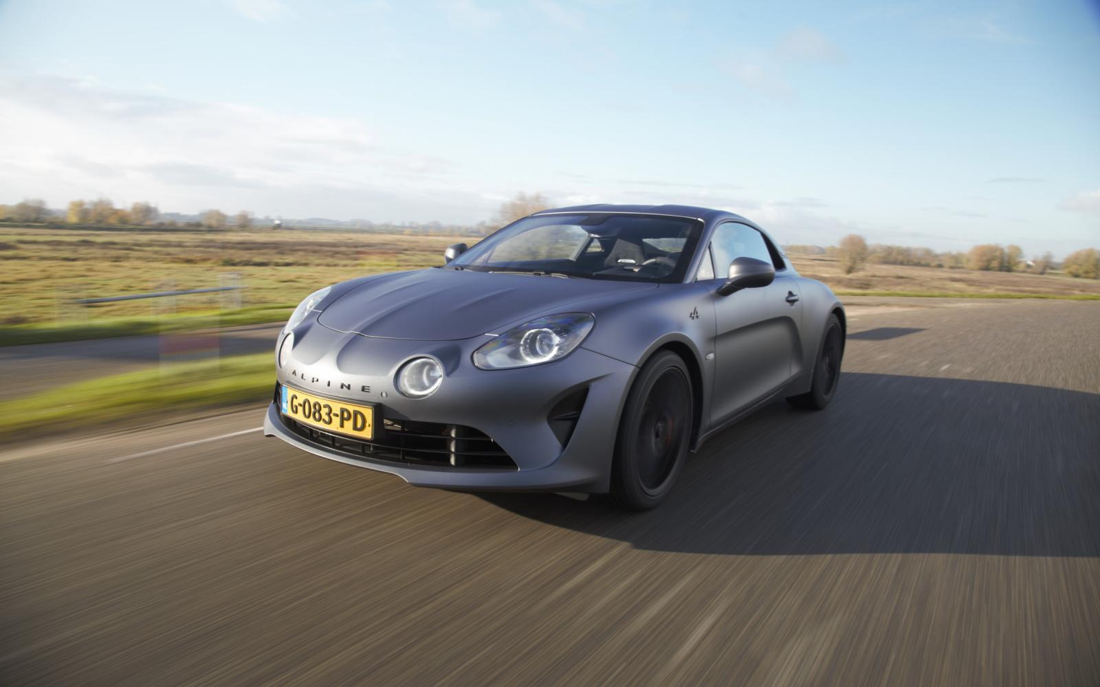 Test - Is de Alpine A110S zoveel beter dan de A110?