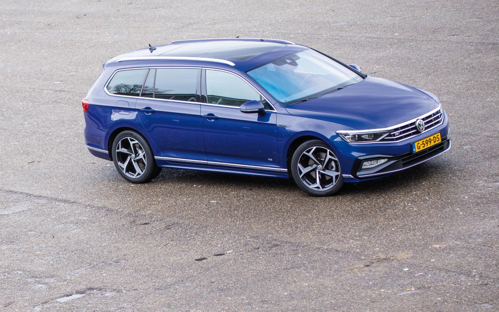 Test - Waarom de Volkswagen Passat Variant zeker nog bestaansrecht heeft