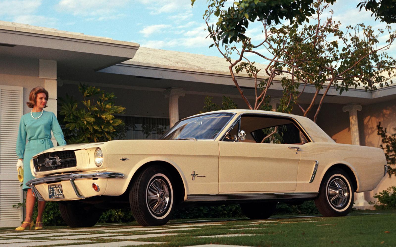 Wist je dit over de Ford Mustang?